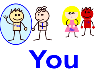 "English Second Person Singular Pronoun ""You"""