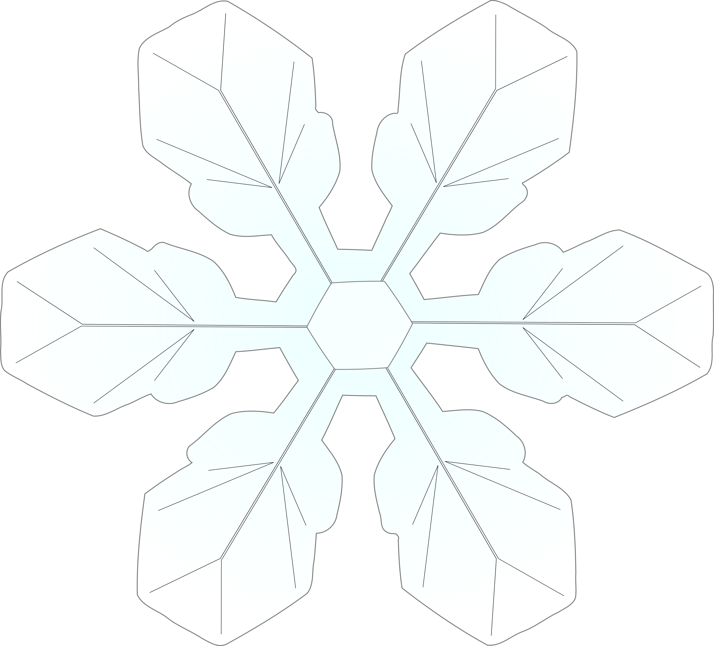 snowflake1 by TheresaKnott