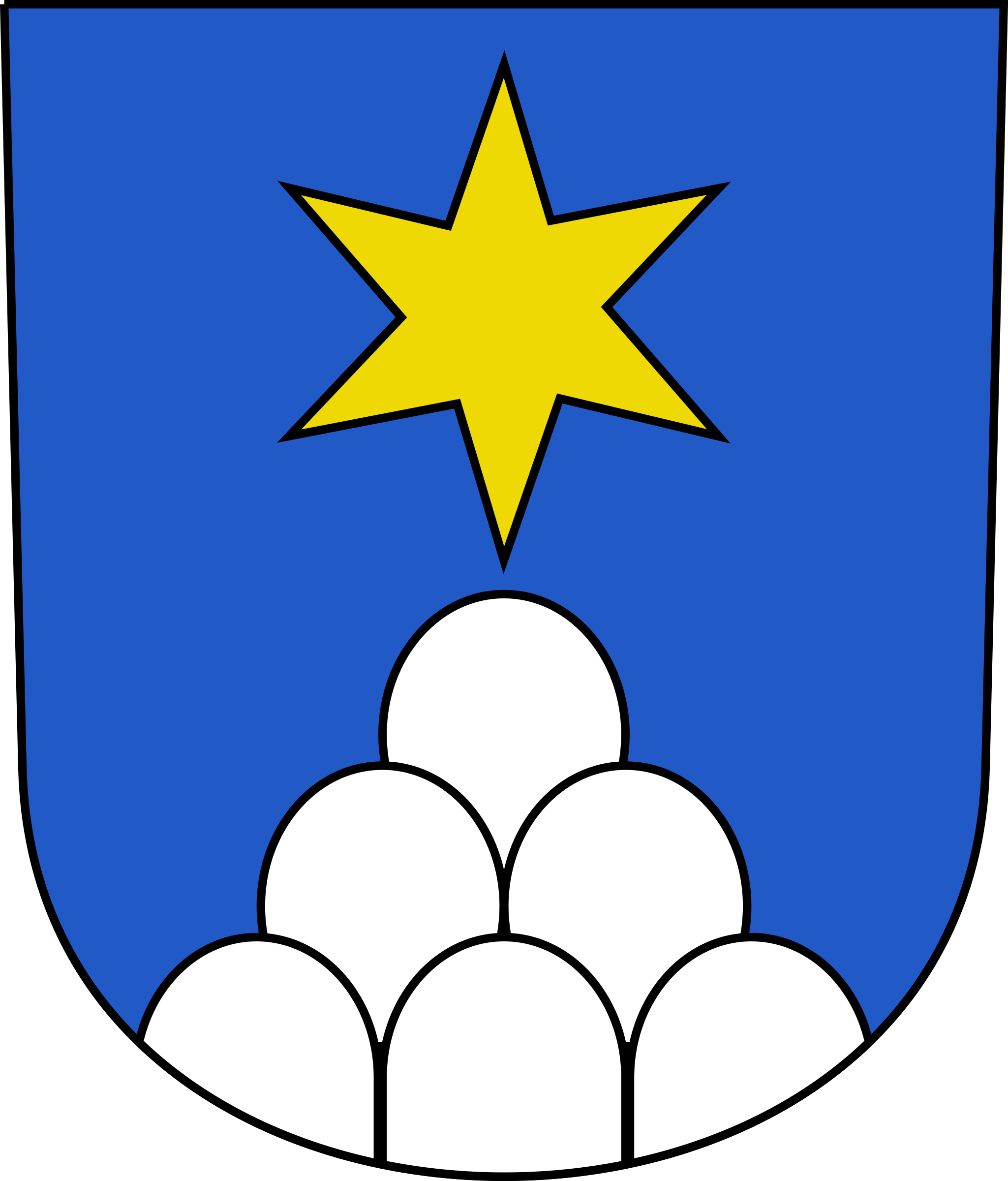 Sternenberg - Coat of arms by wipp