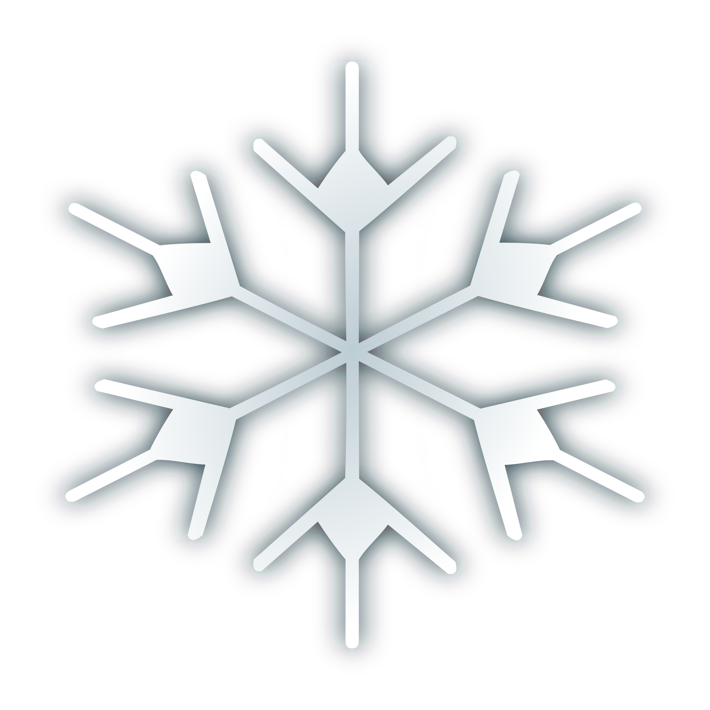 Snow fake icon 2 by netalloy