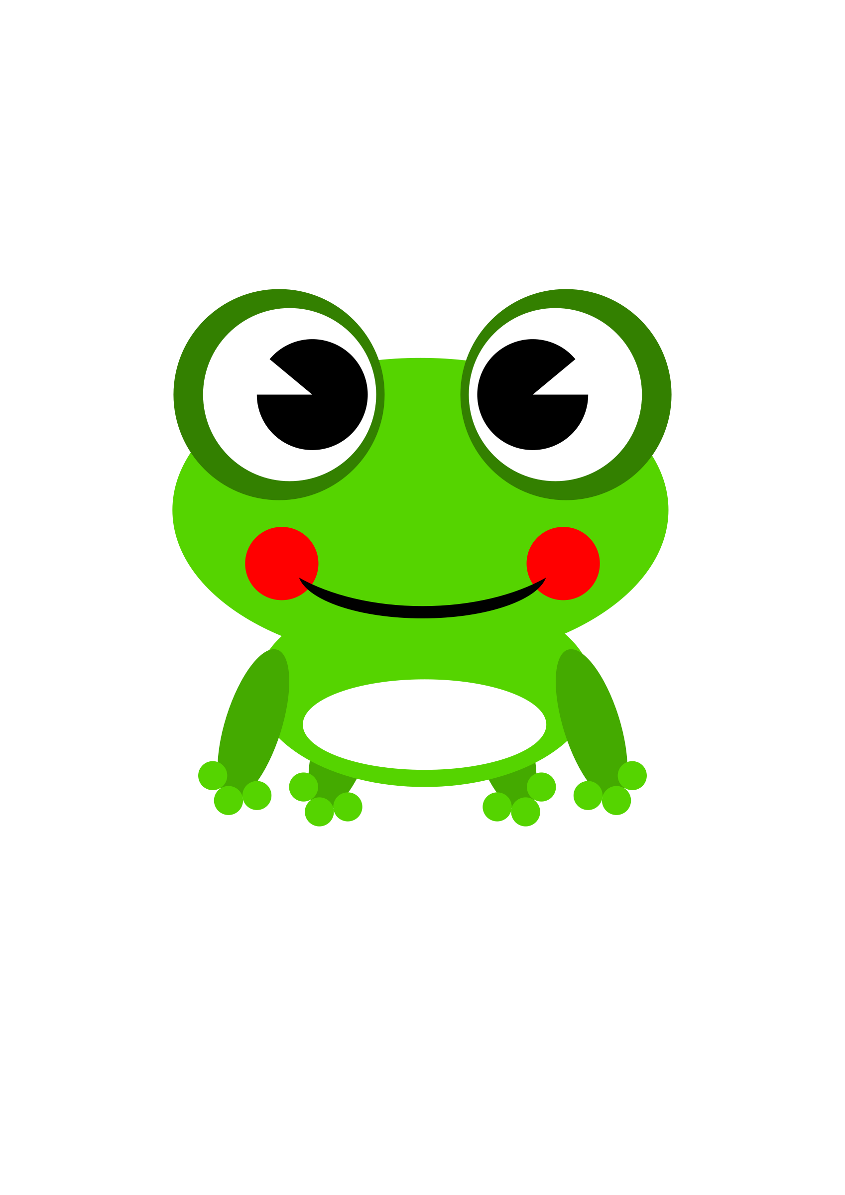 frog-by Ramy by BigFrog2010
