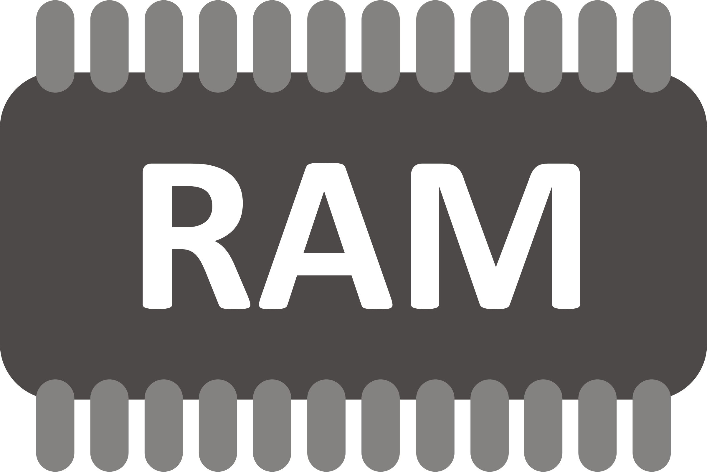 RAM chip by pgbrandolin