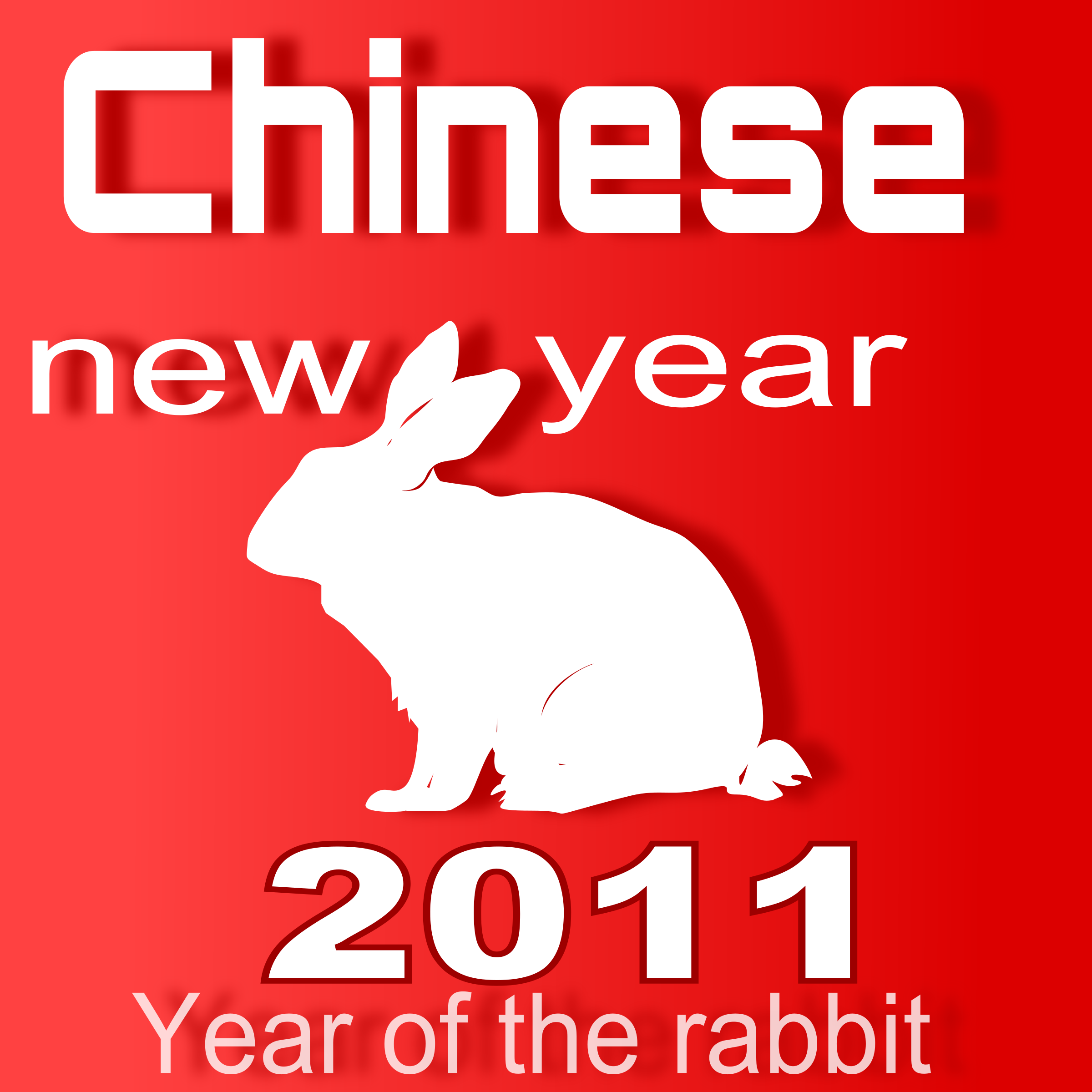 Year of the rabbit by netalloy