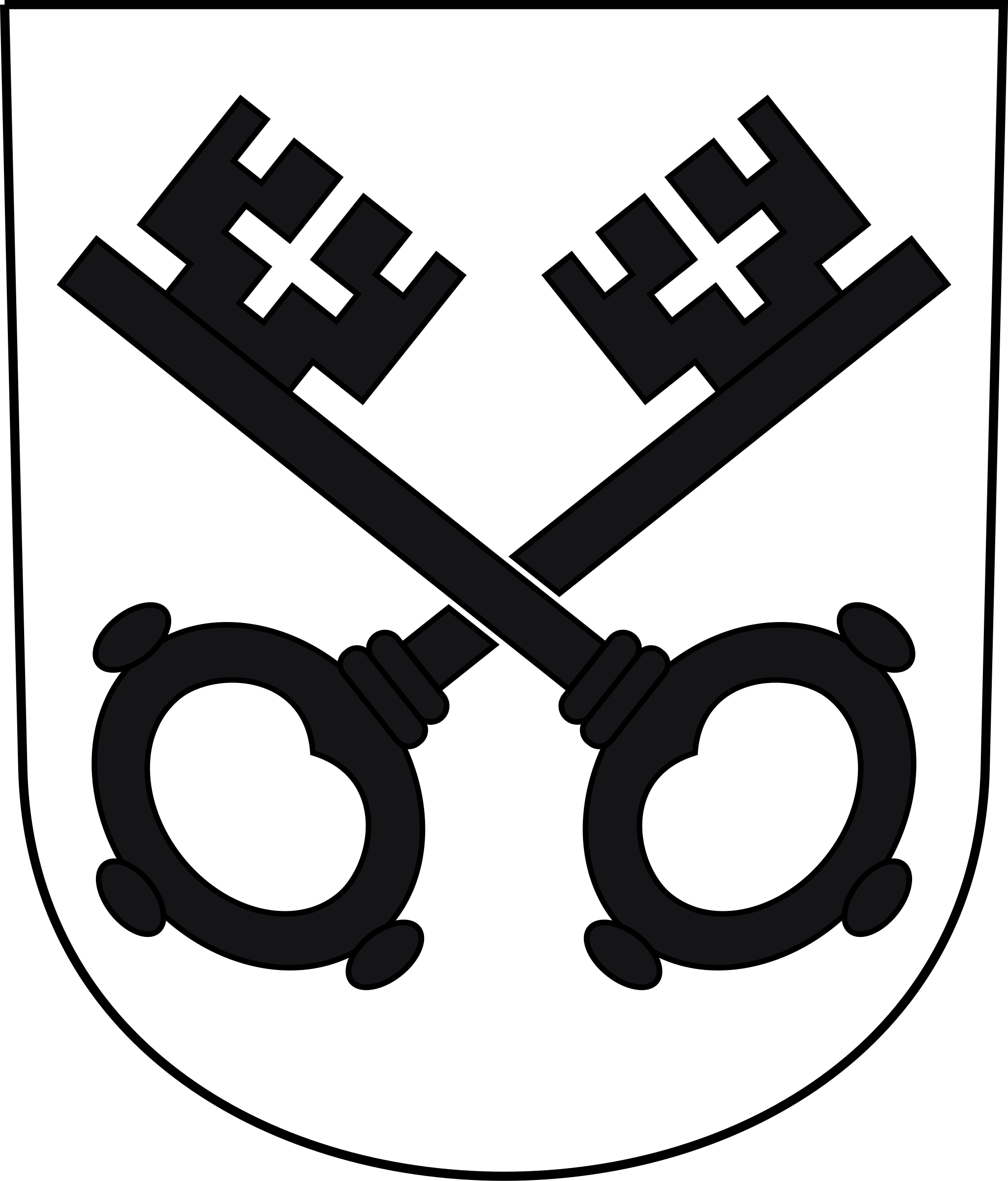 Dorf - Coat of arms by wipp