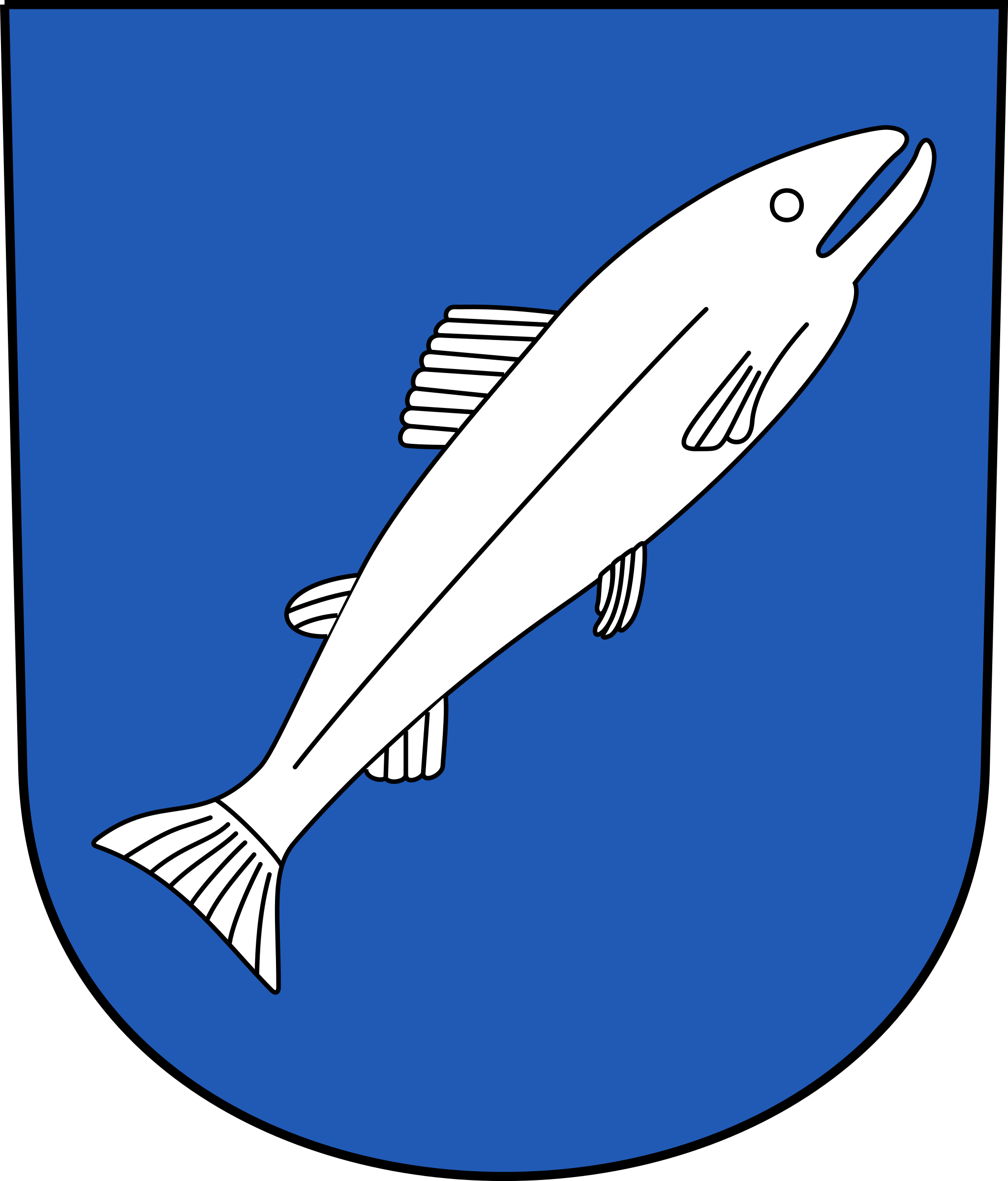 Rheinau - Coat of arms by wipp
