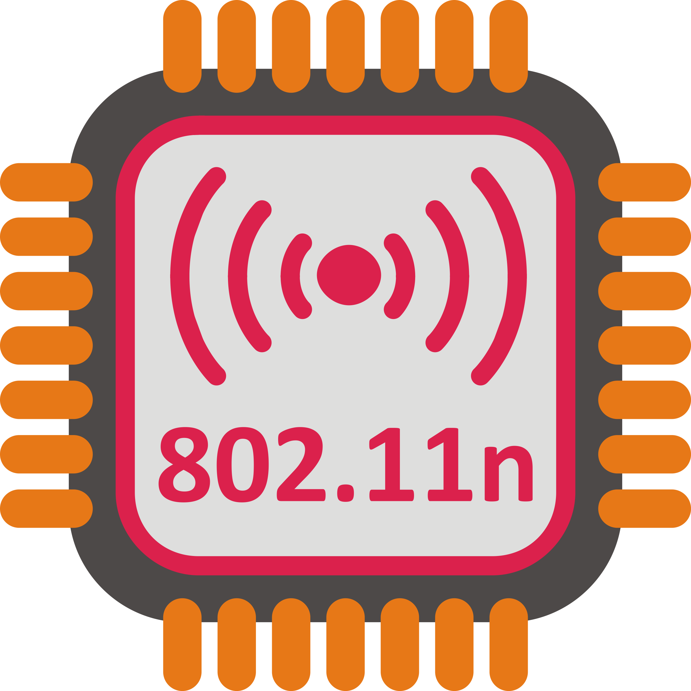 WiFi 802.11n by pgbrandolin