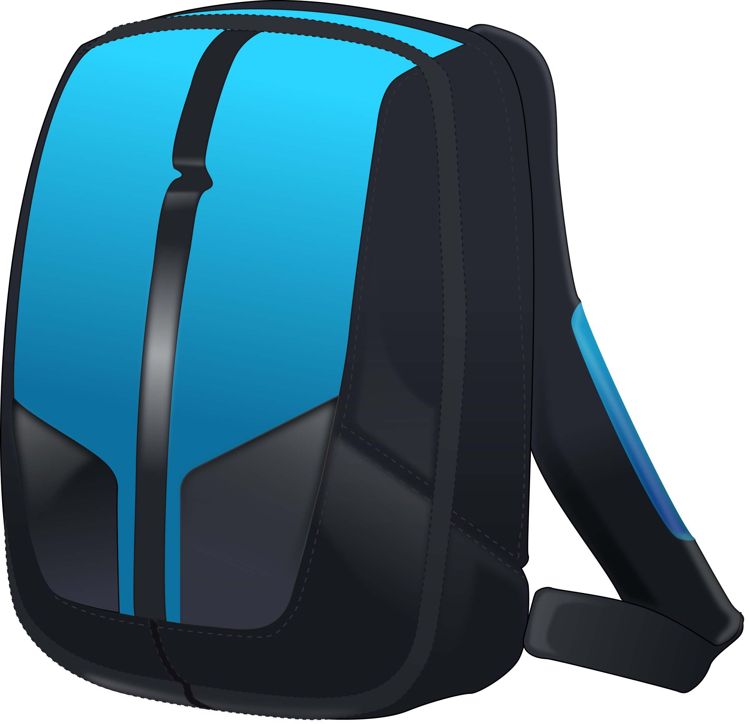 Backpack by pixzain