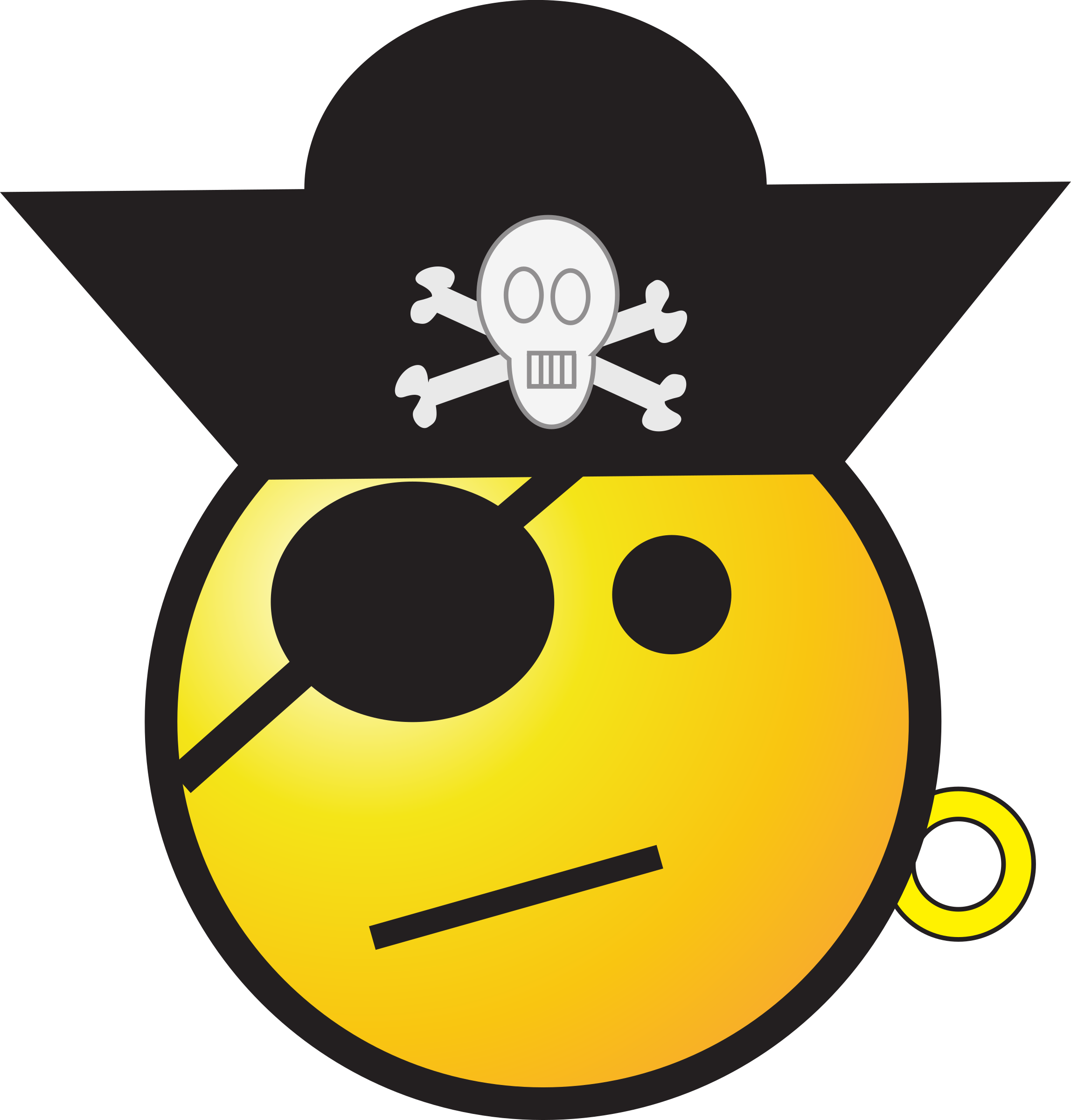Pirate by zorro