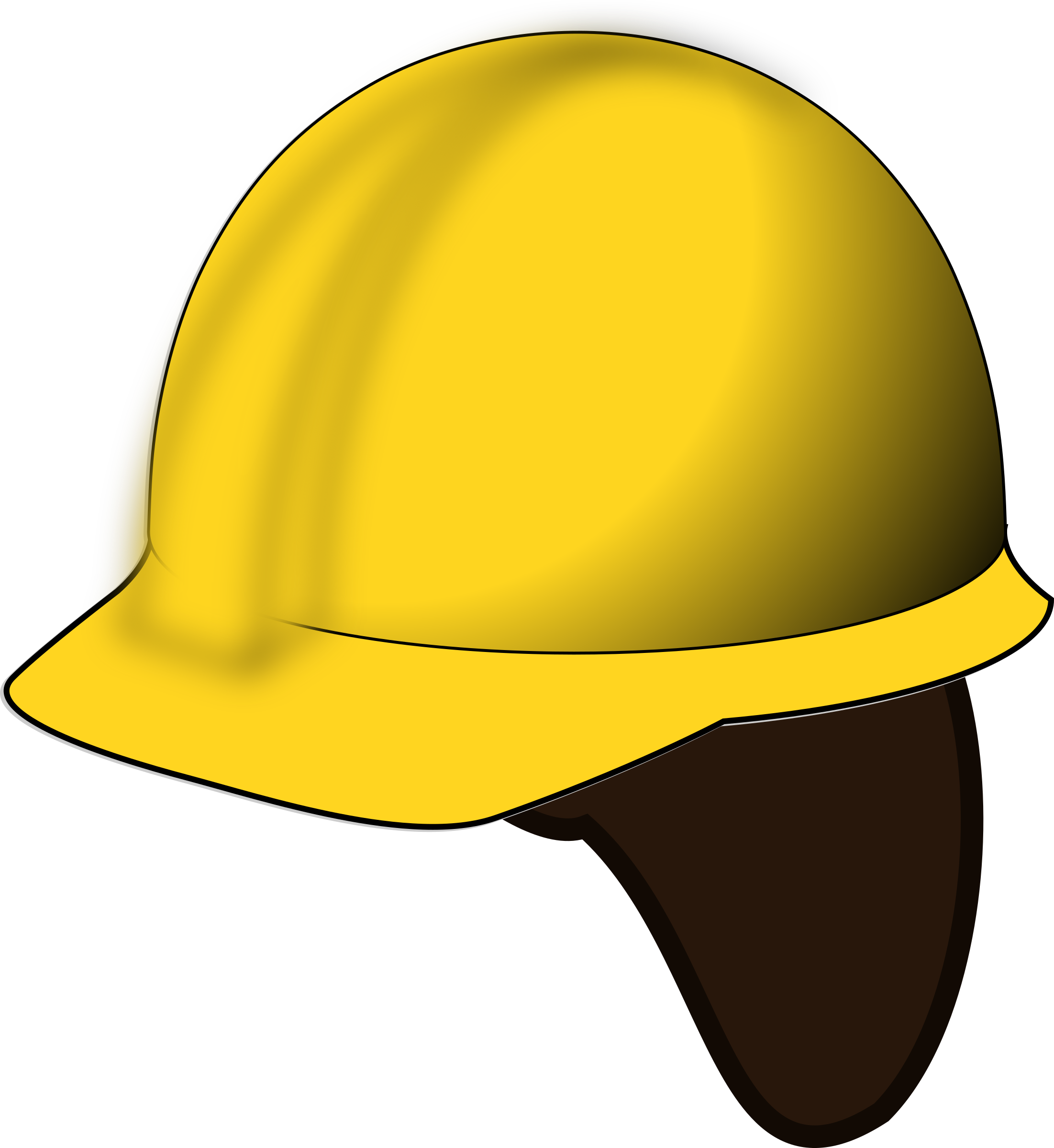 Hard Hat Liner by schugschug