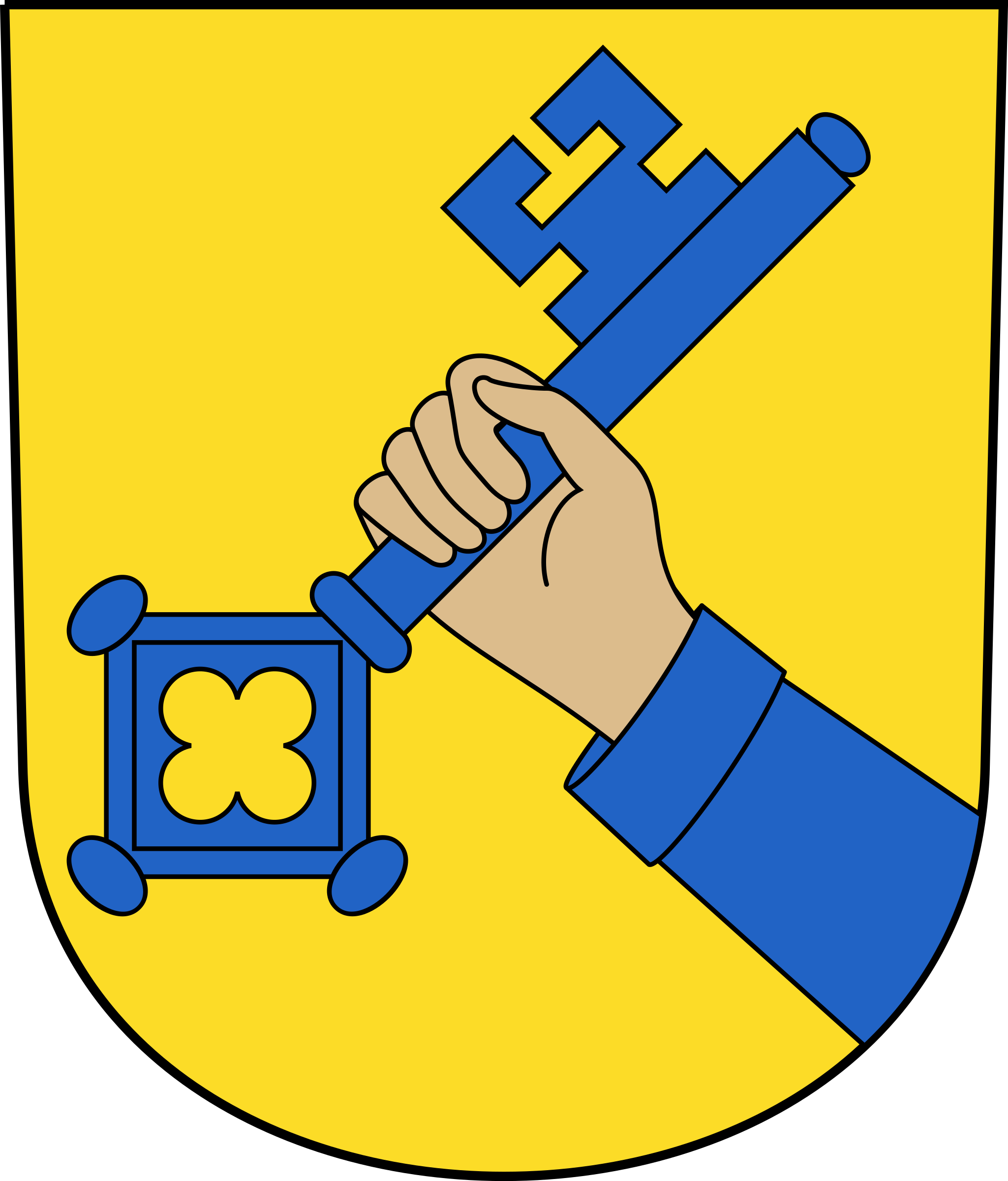 Wallisellen - Coat of arms by wipp