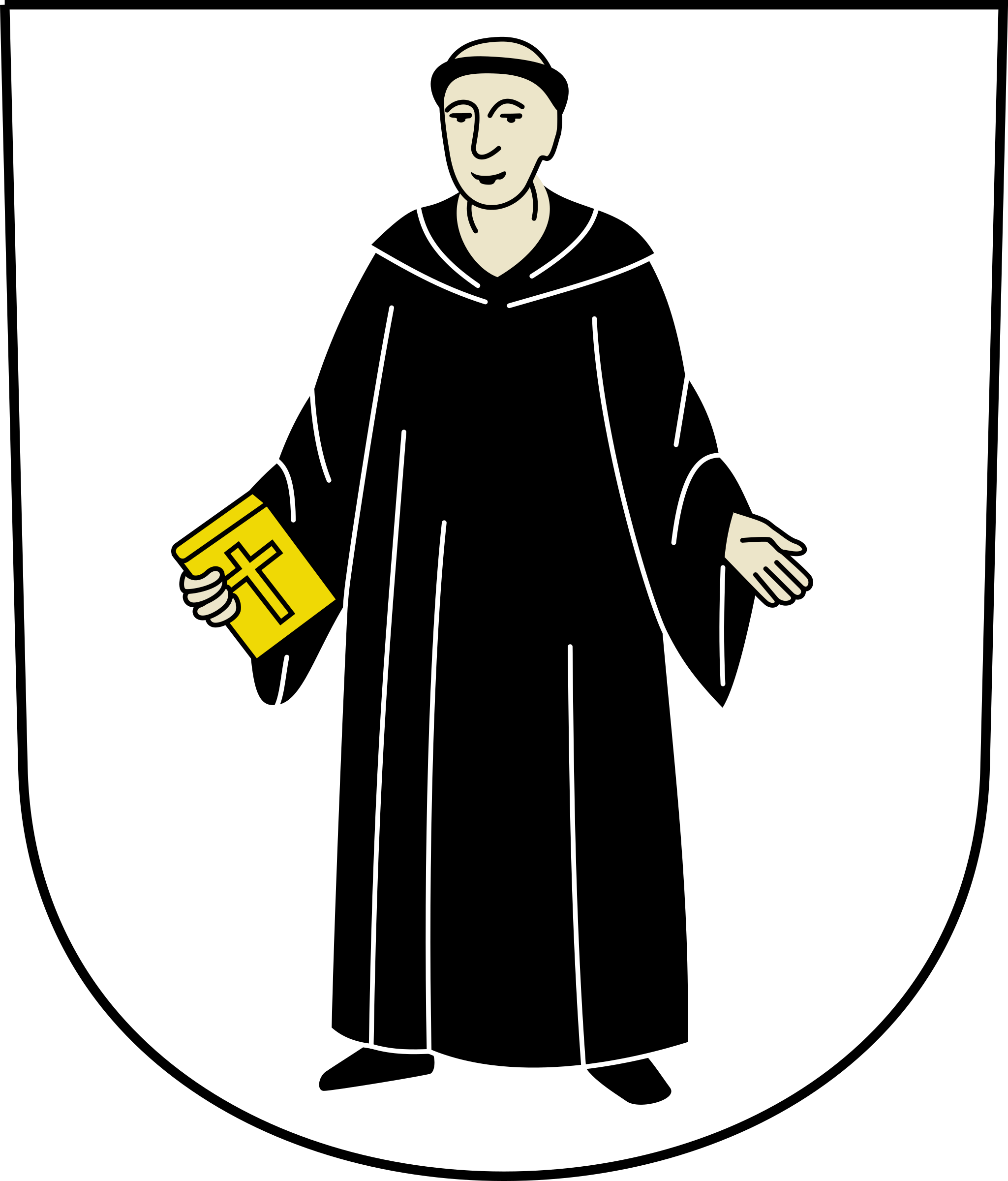 Mönchaltorf - Coat of arms by wipp