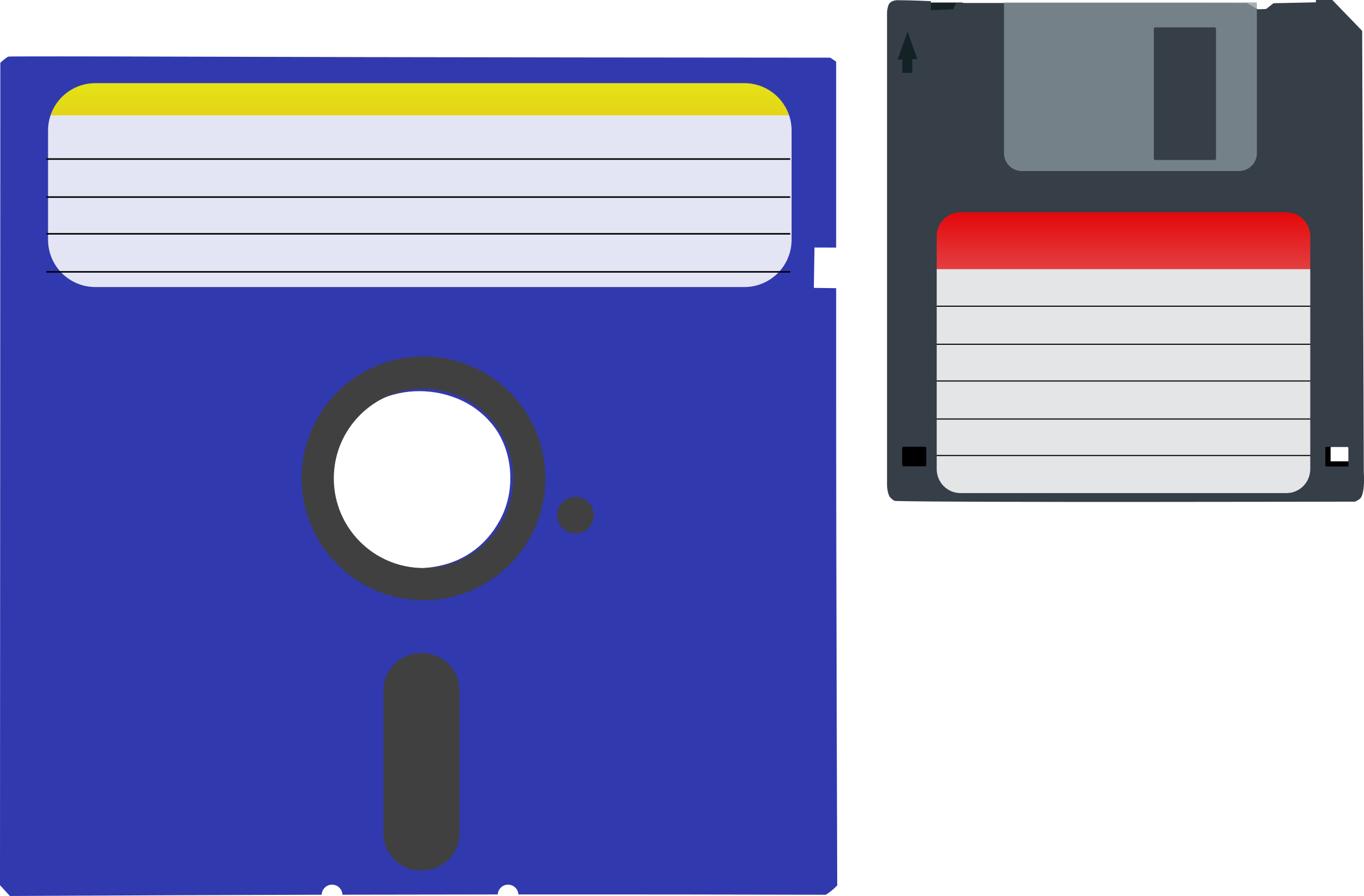 Floppy Disks by Ramchand