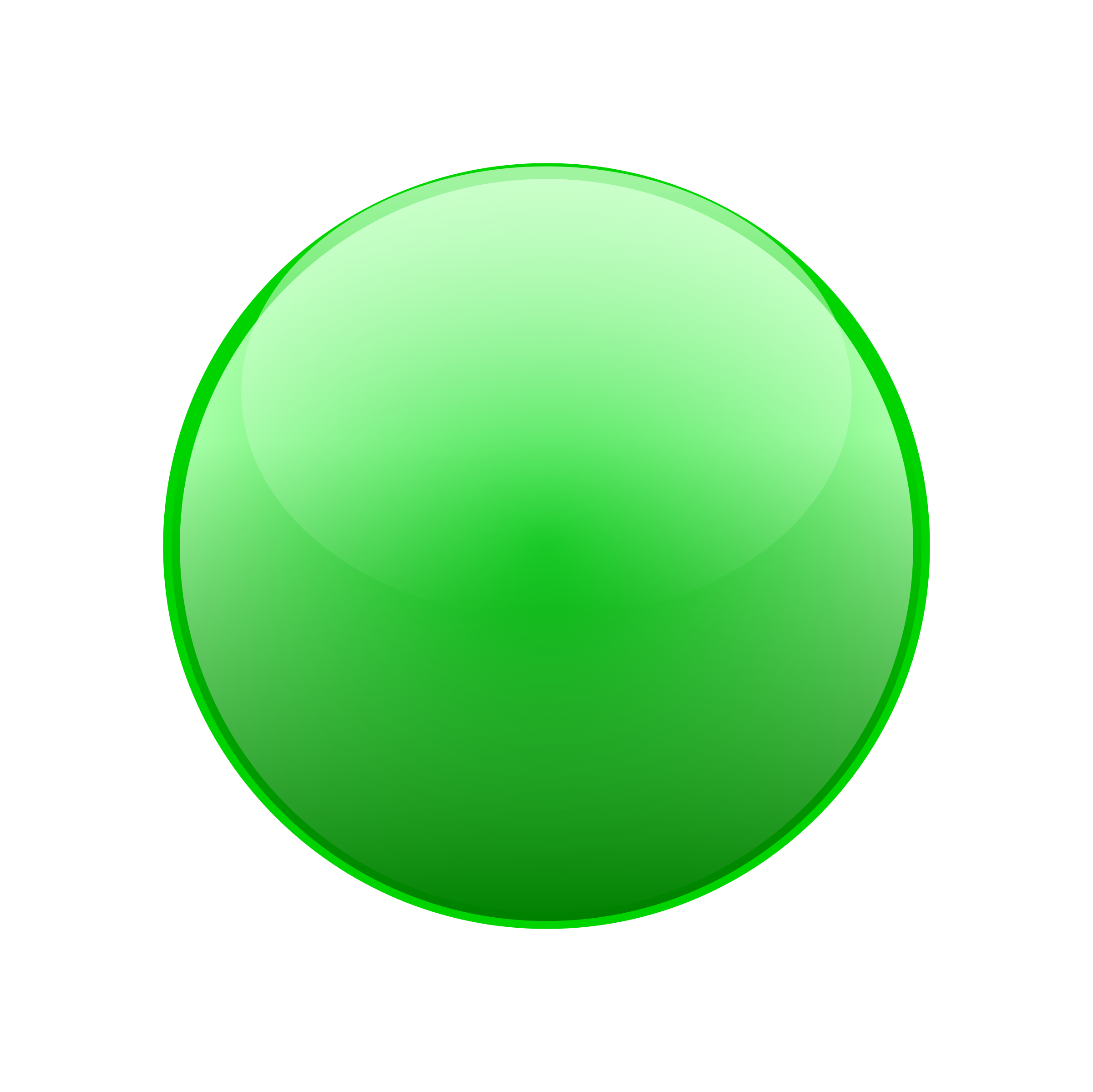 green ball by alexgill