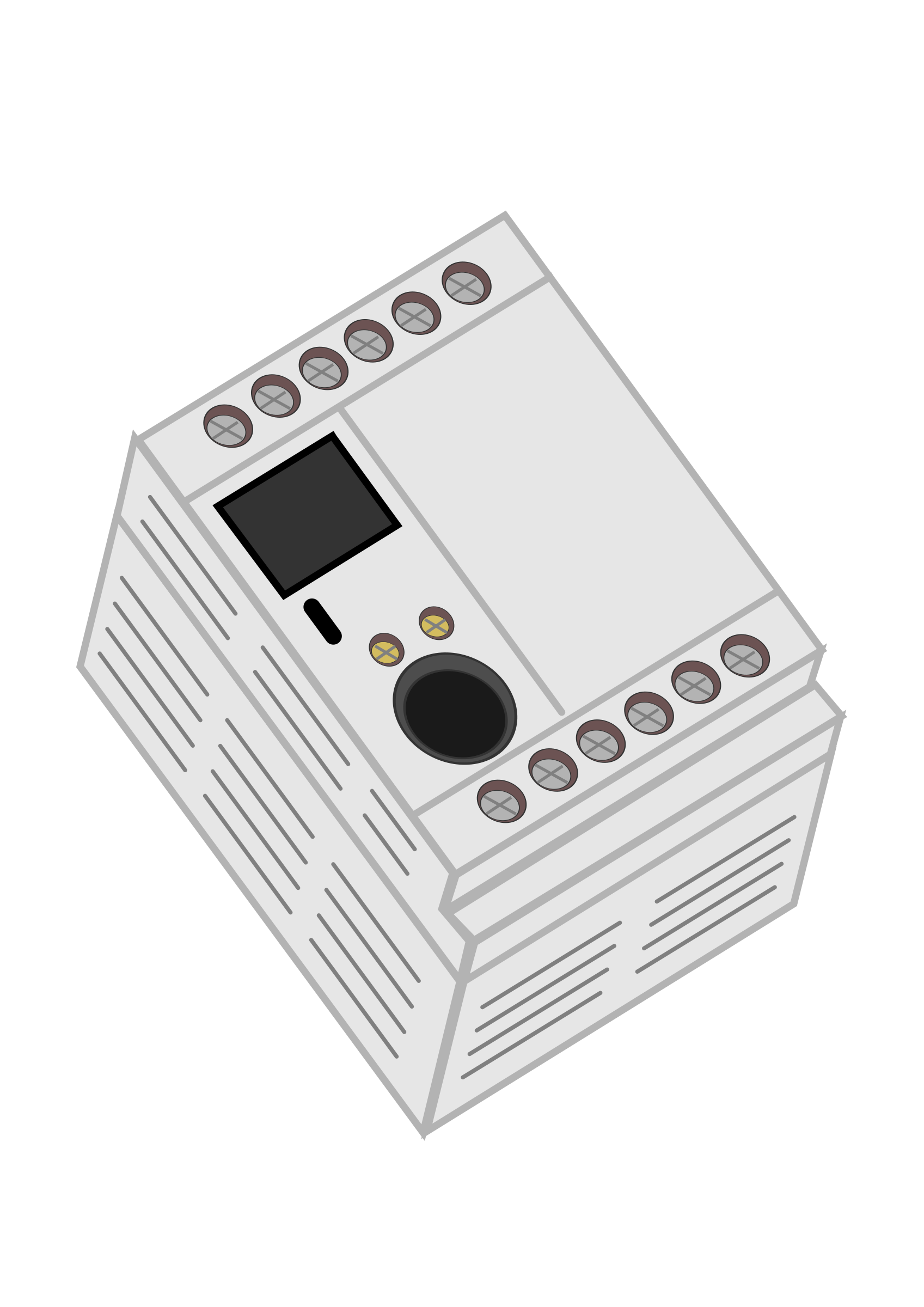 Programmable Logic Controller by wetomelo