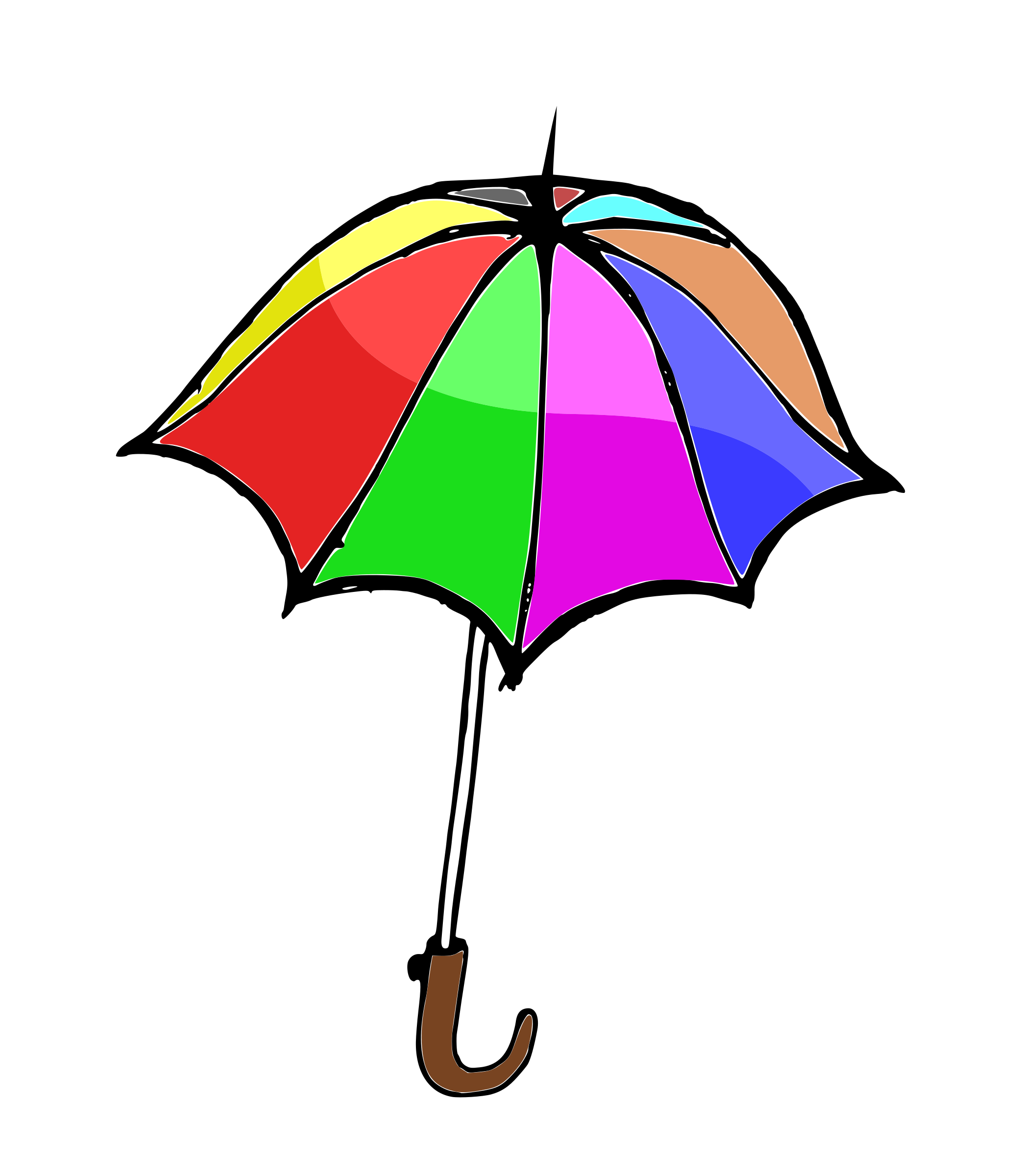 Umbrella01 by 3Dline