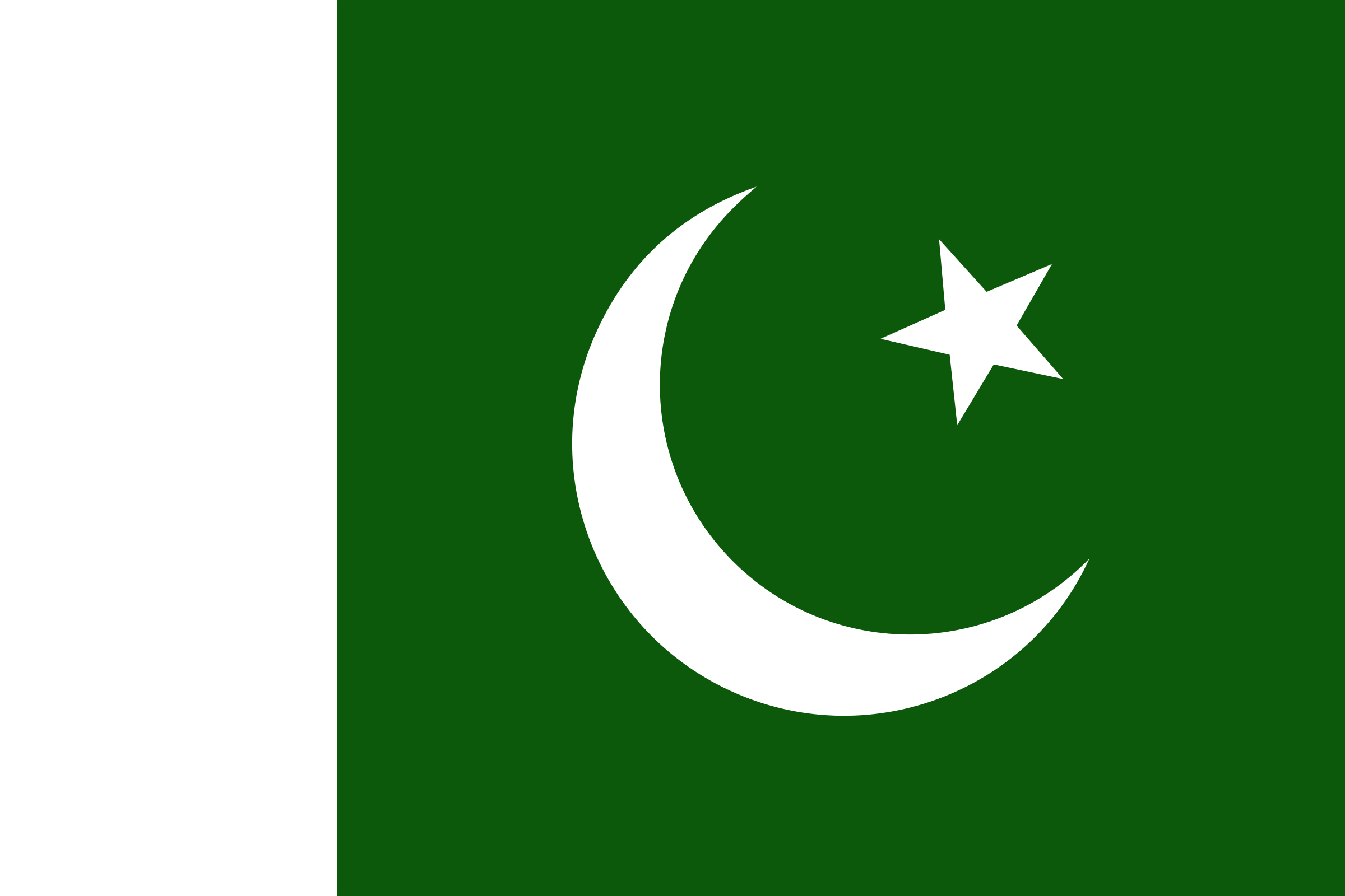 pakistan by Anonymous