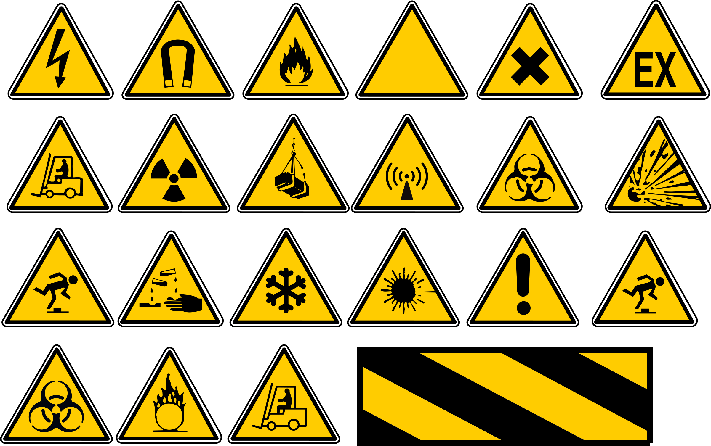 Warning Signs by yves_guillou