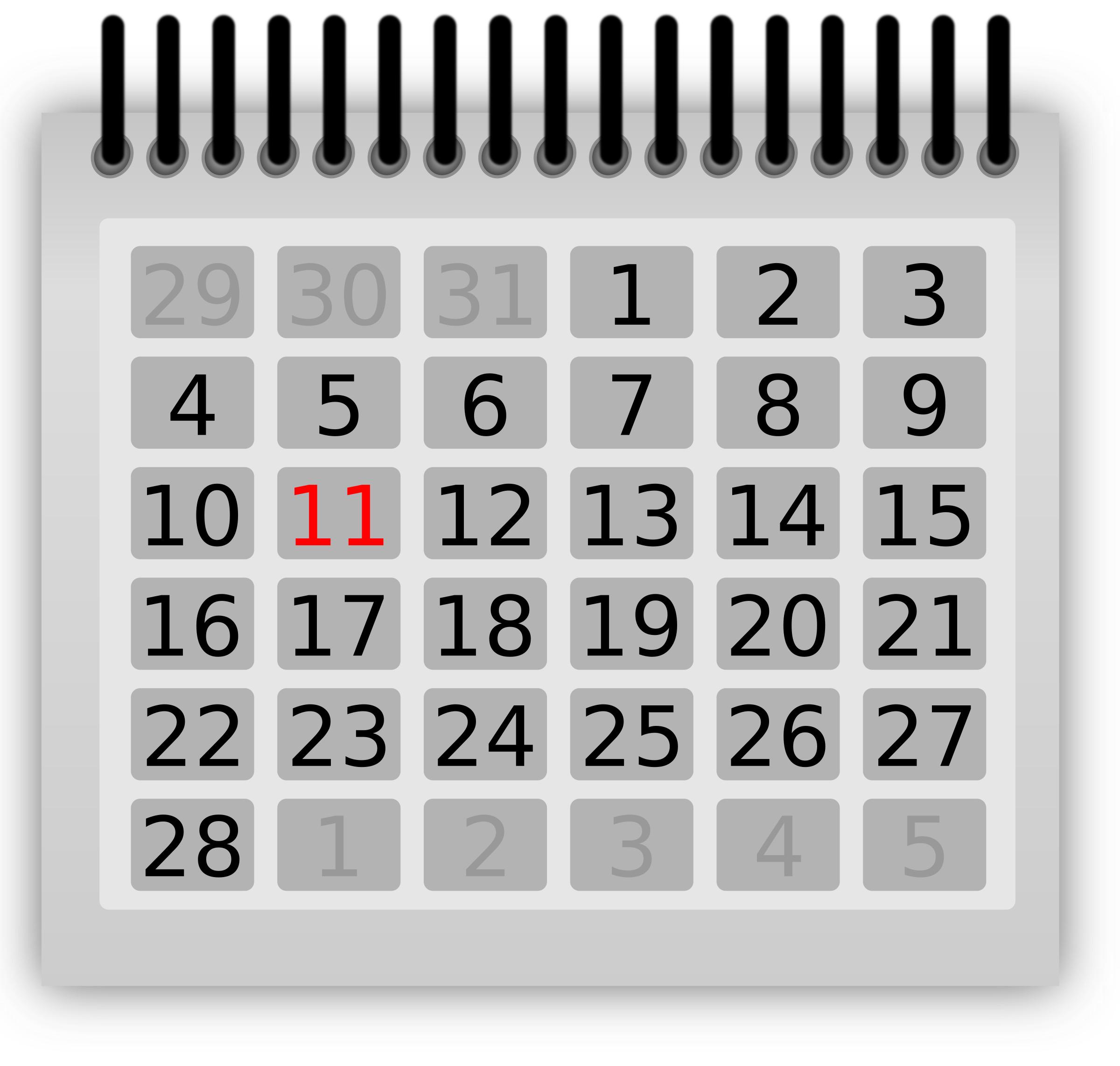 Calendar by hawk88