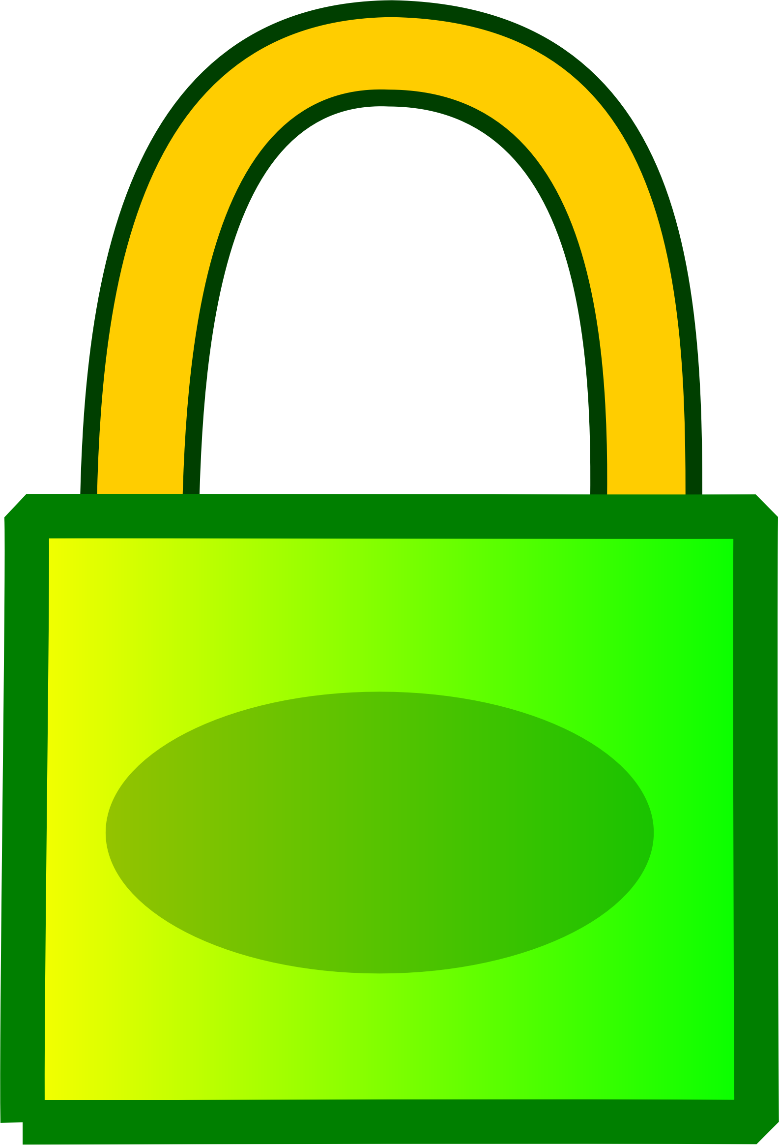 lock by Anonymous