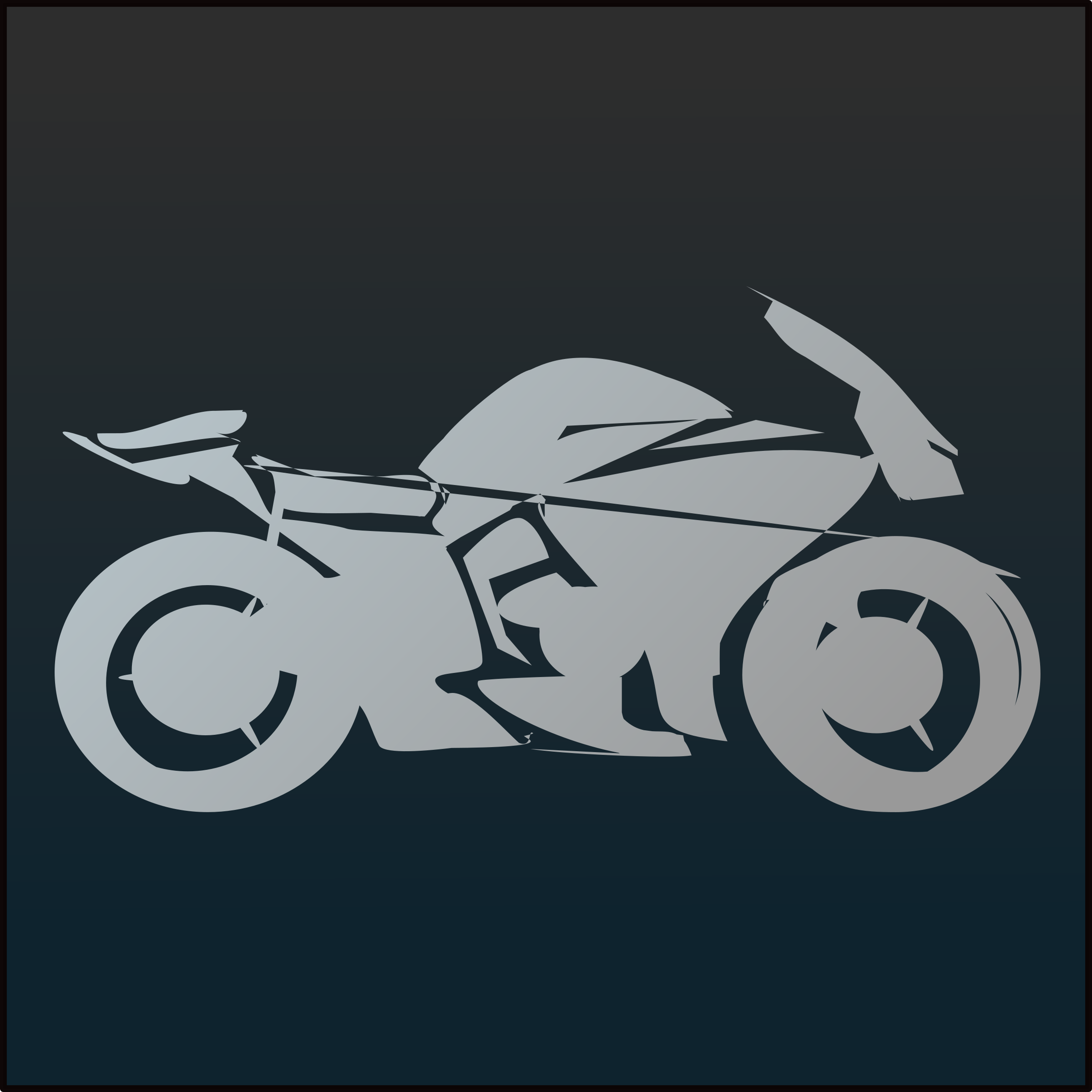Bike Icon by netalloy