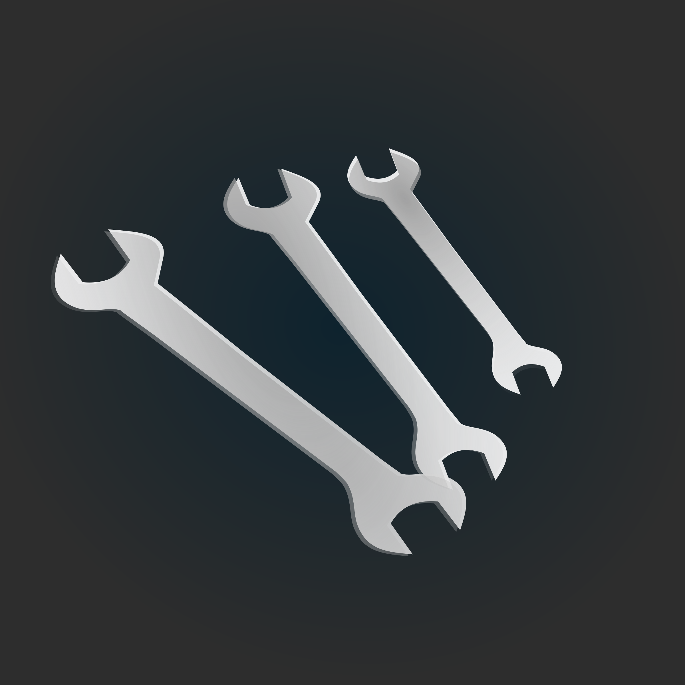 spanners icon by netalloy