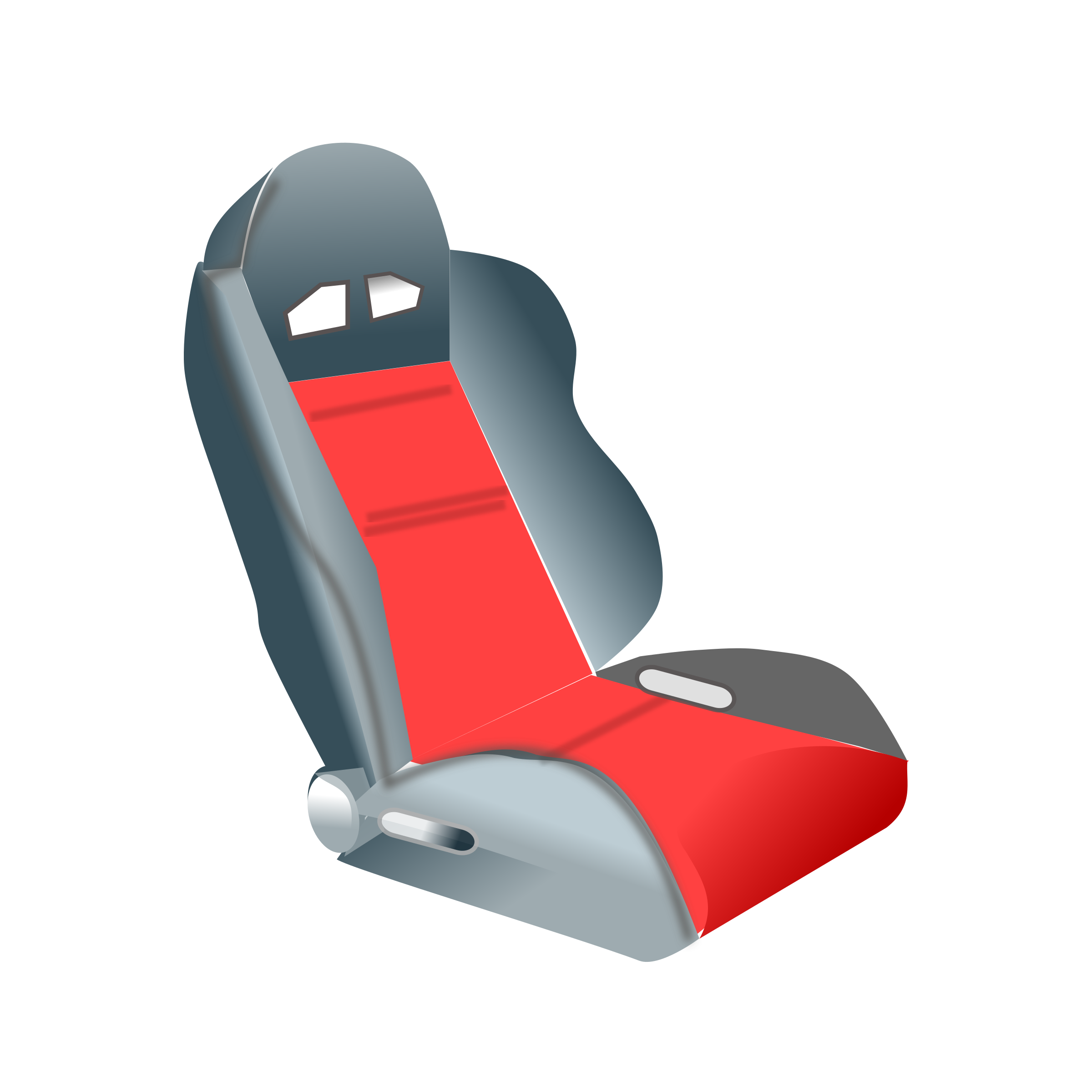 racing seat by netalloy