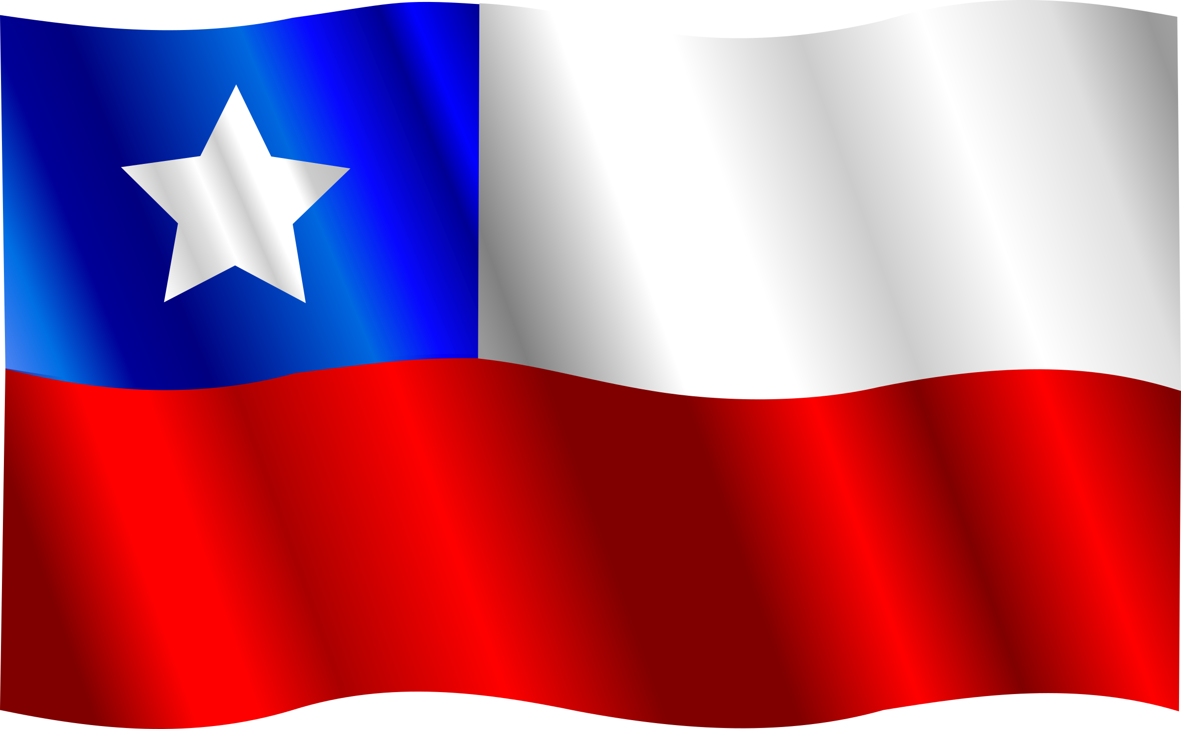 Chilean Flag by Merlin2525