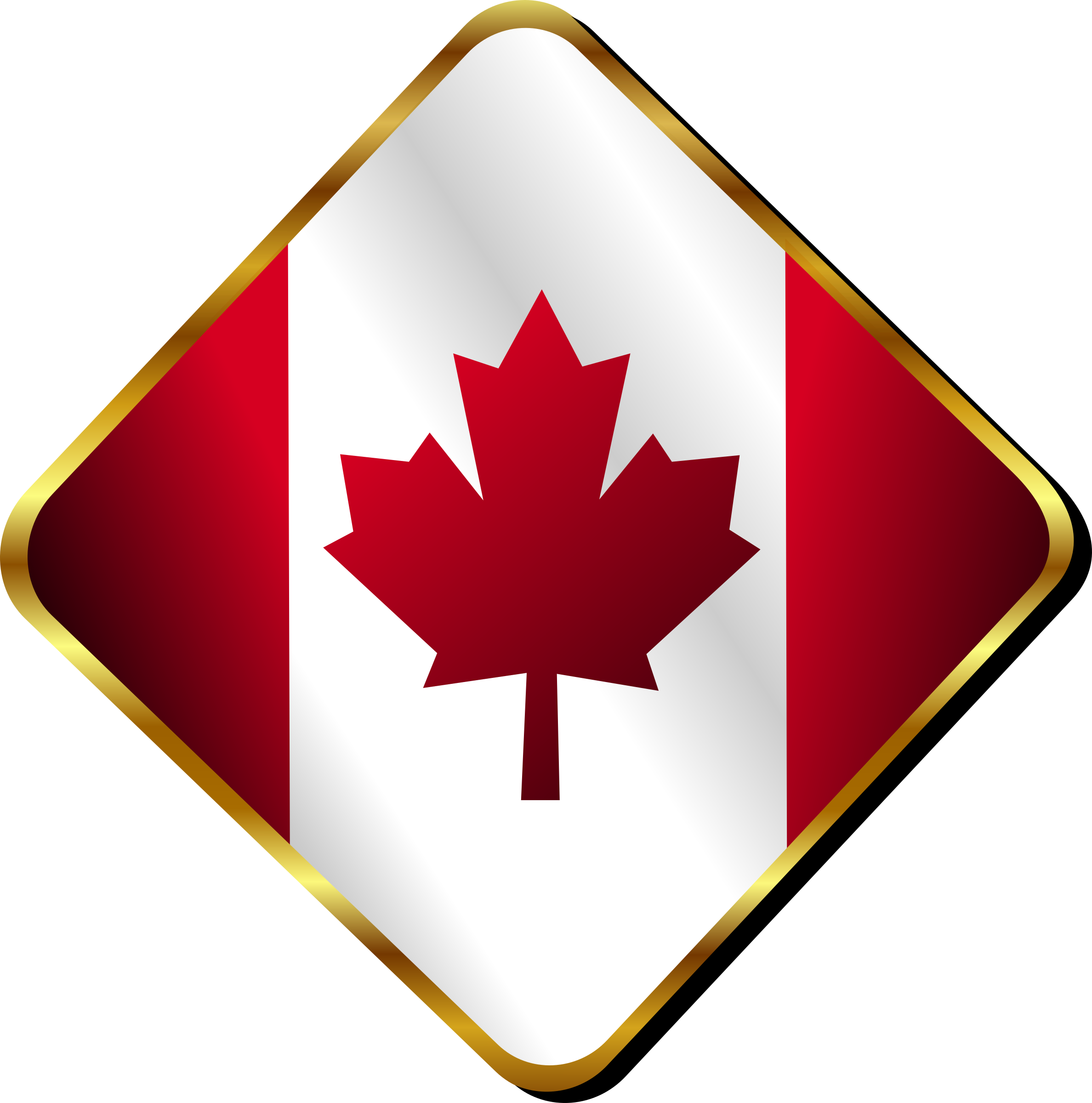 Canadian Pin by Merlin2525