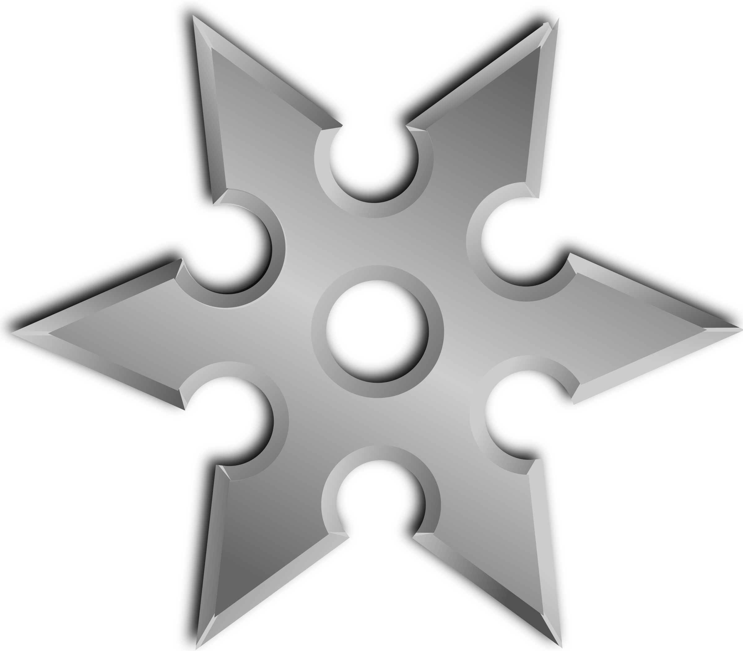Shuriken by TrueCryer