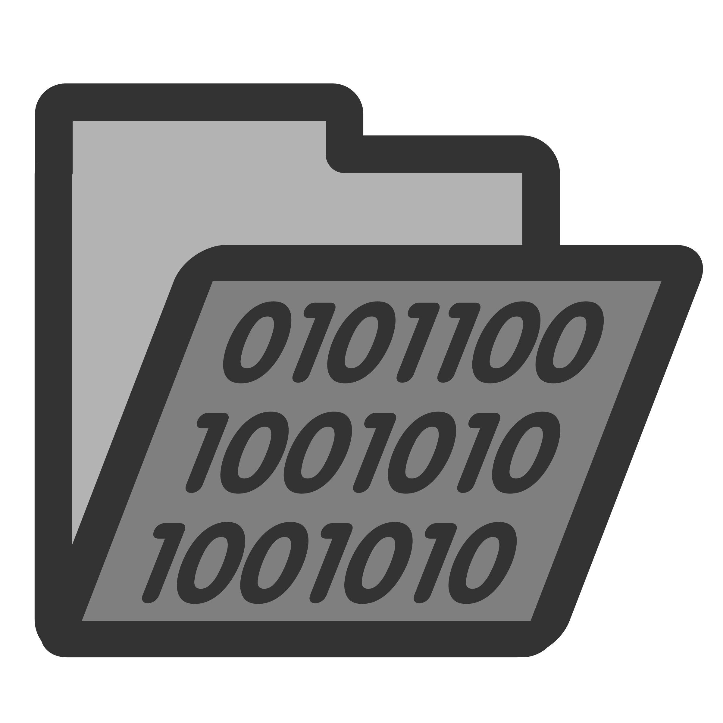 folder binary by dannya