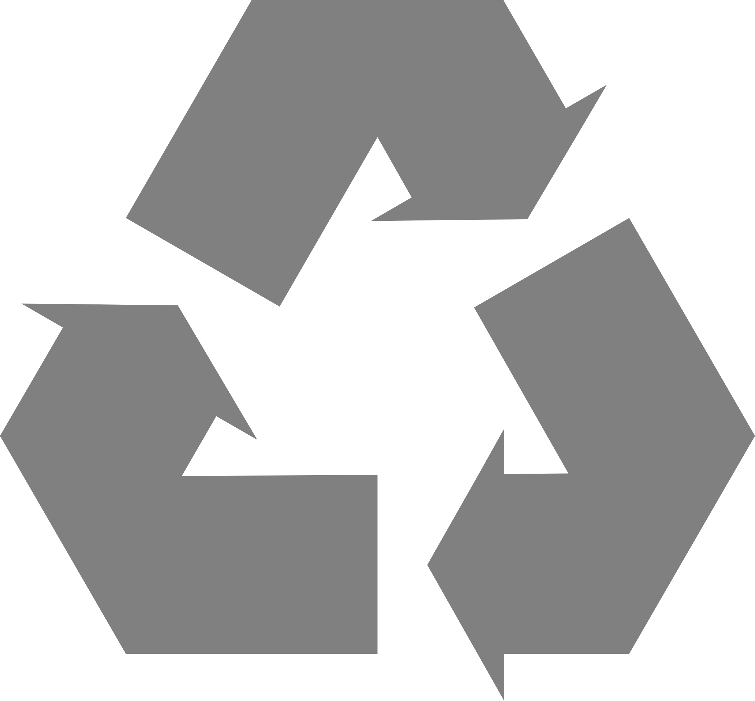 Recycle, simple by mszinger