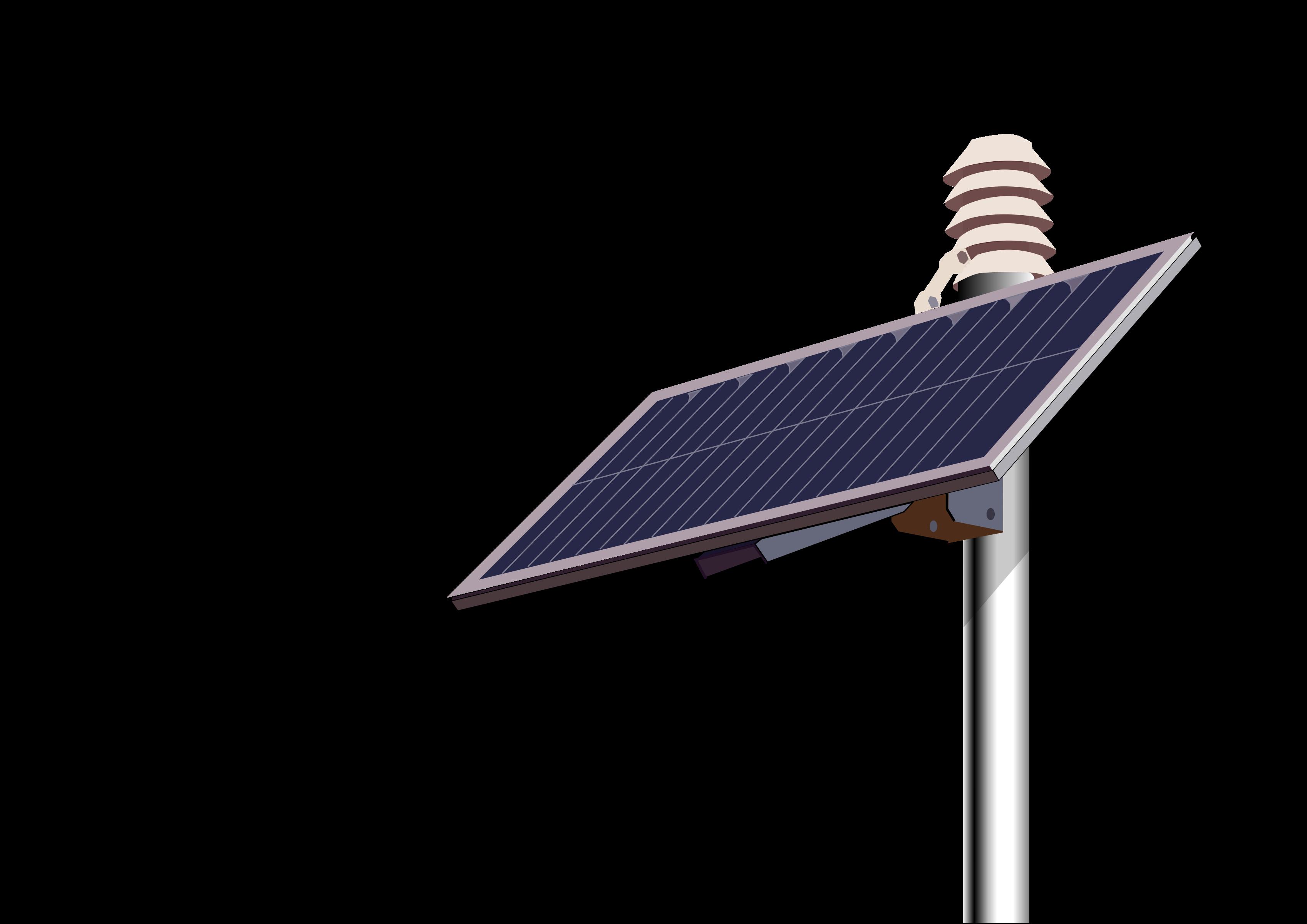 solar panel by pirx