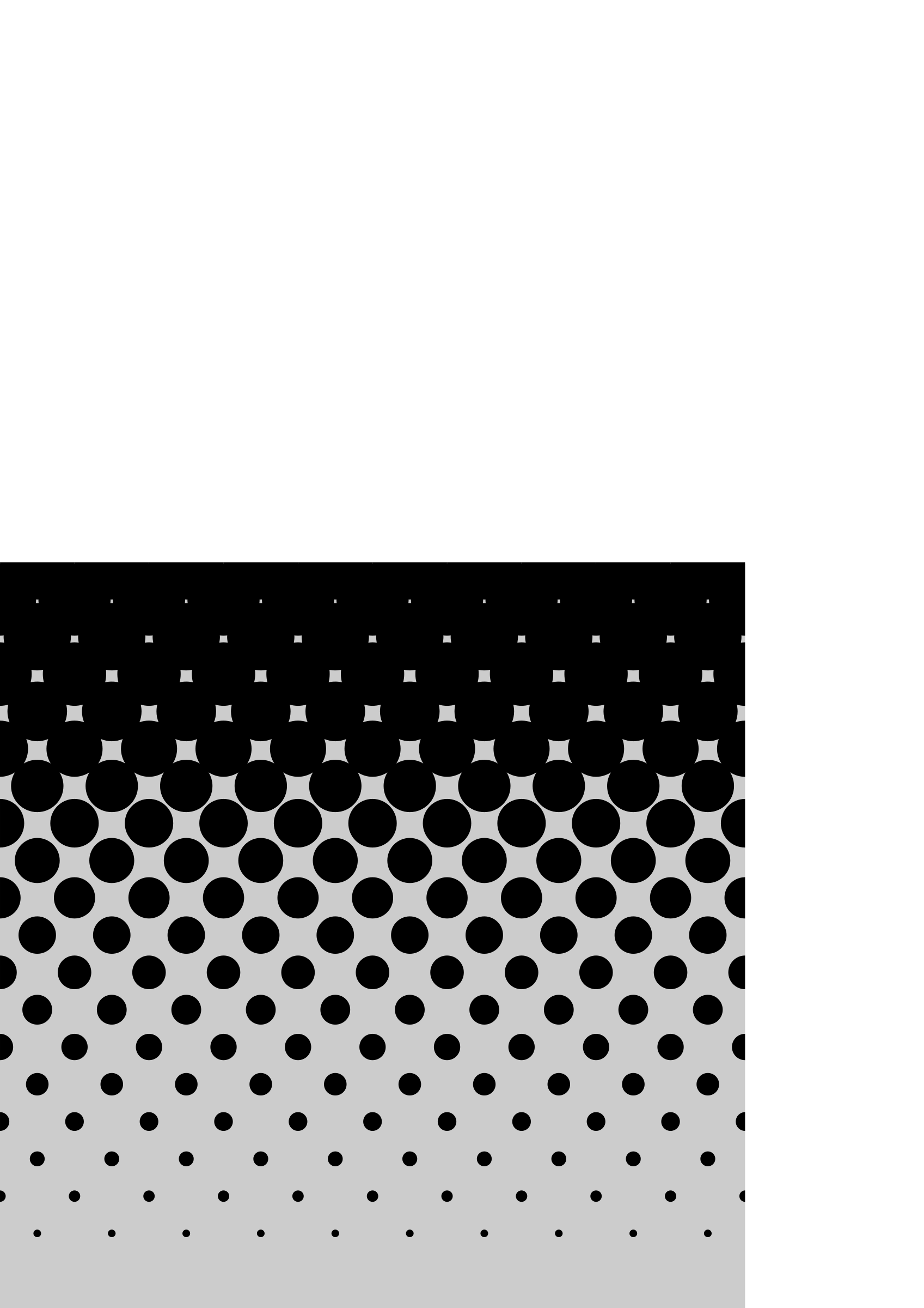 square gradient halftone by tegarmaji