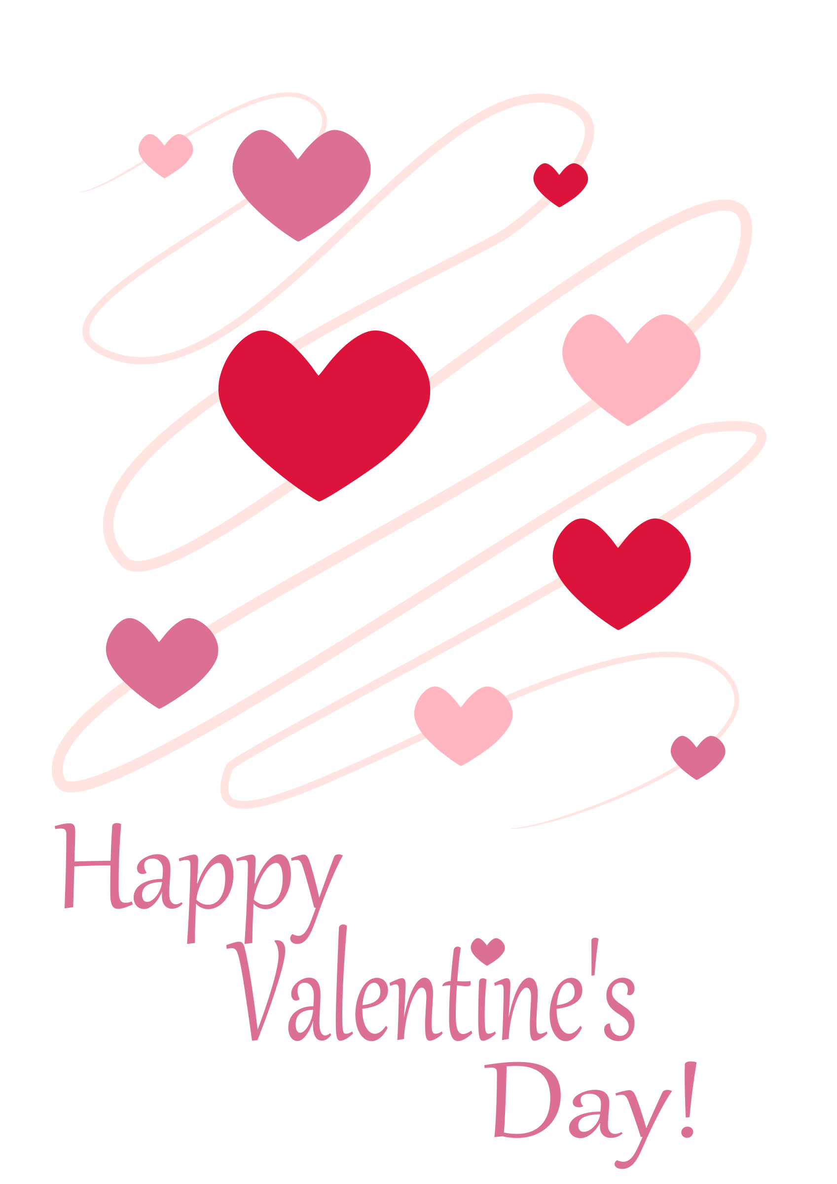 Valentine Heart Card by cuteeverything