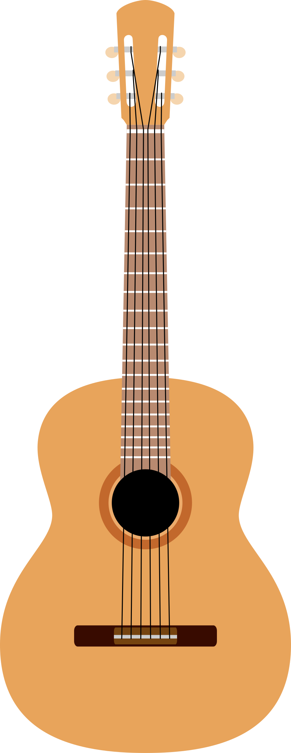 Guitar by Rones by rones