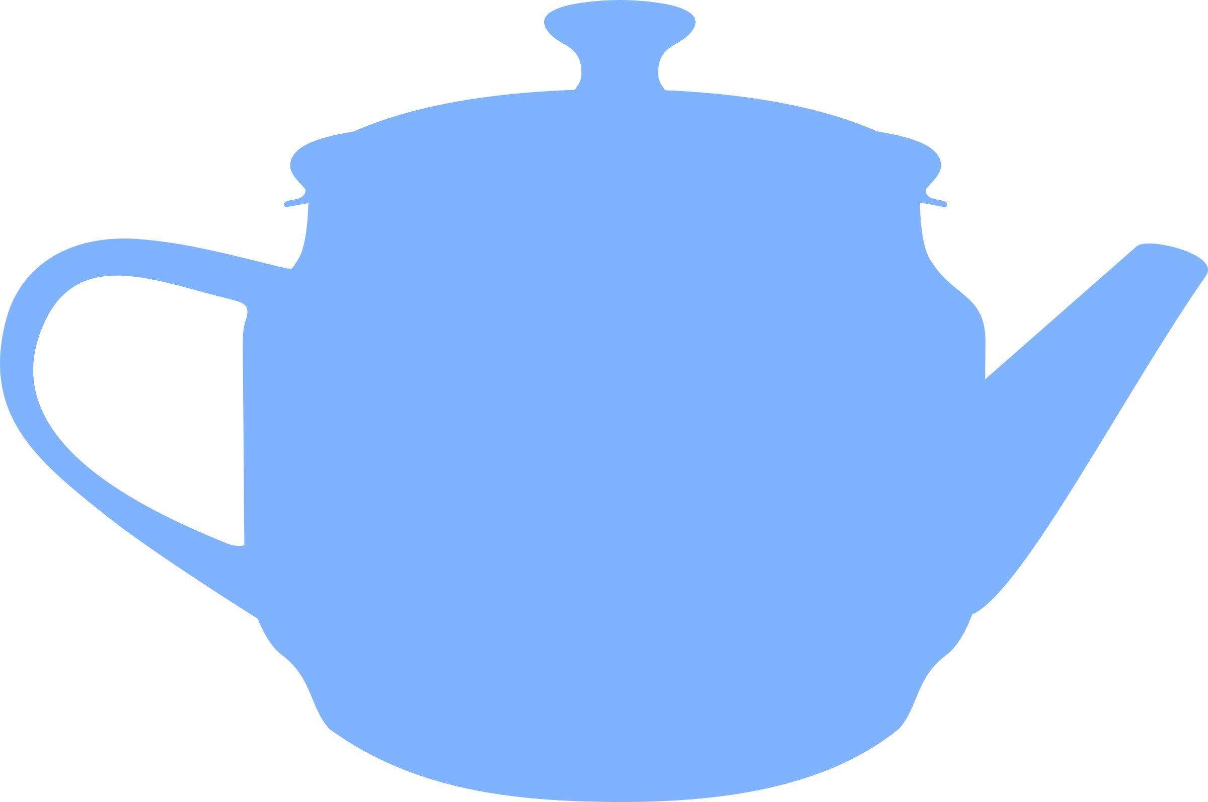 Teapot (silhouette) by Rones by rones
