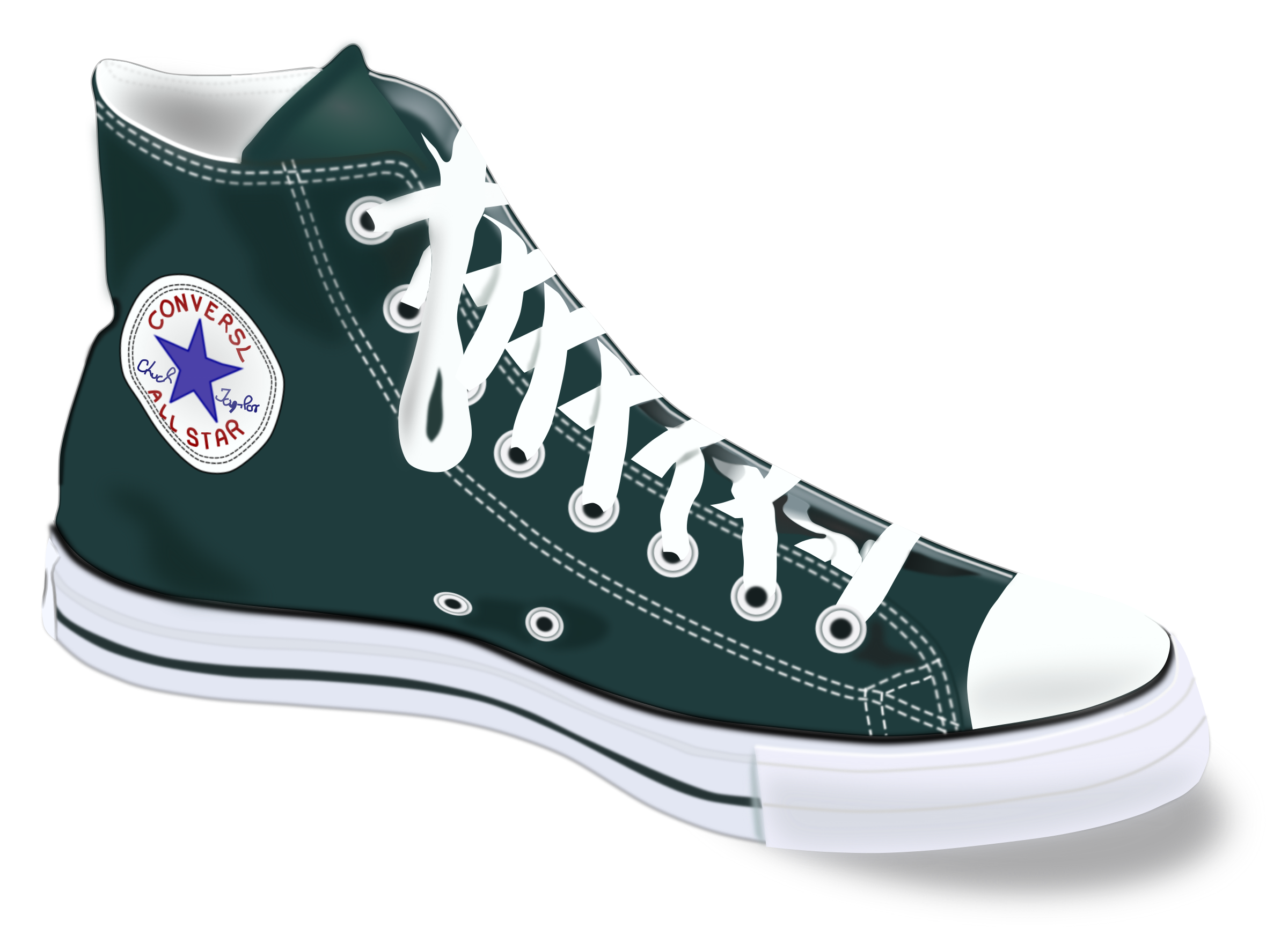 Conversl Chucks by marauder