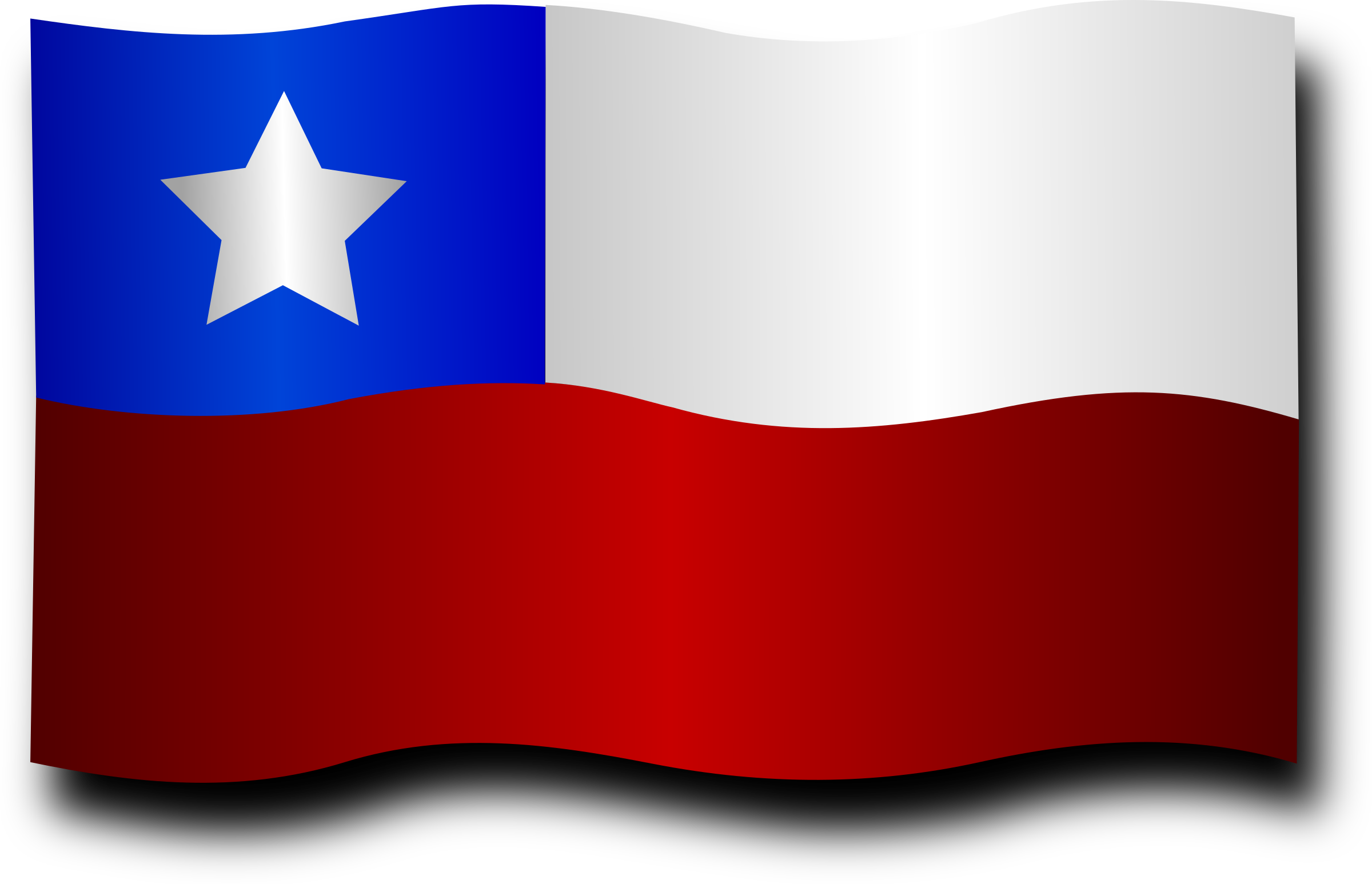 Chilean Flag 6 by Merlin2525