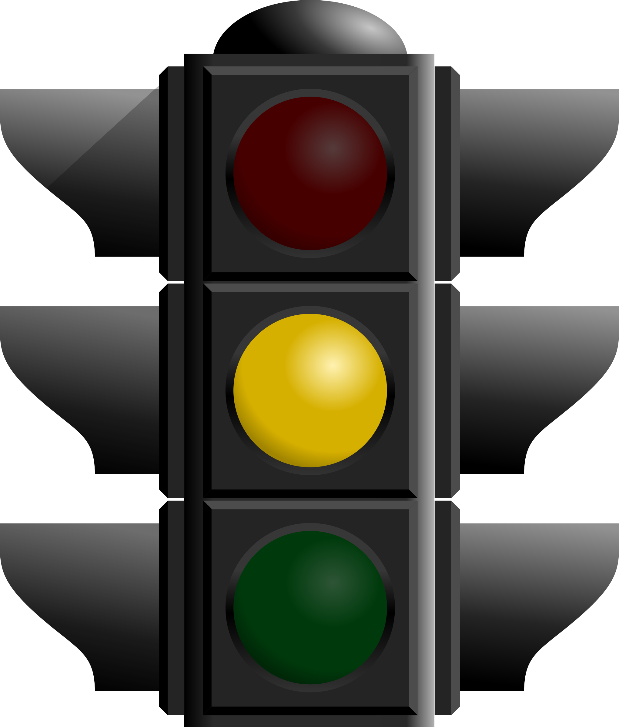 traffic light yellow dan 01 by Anonymous