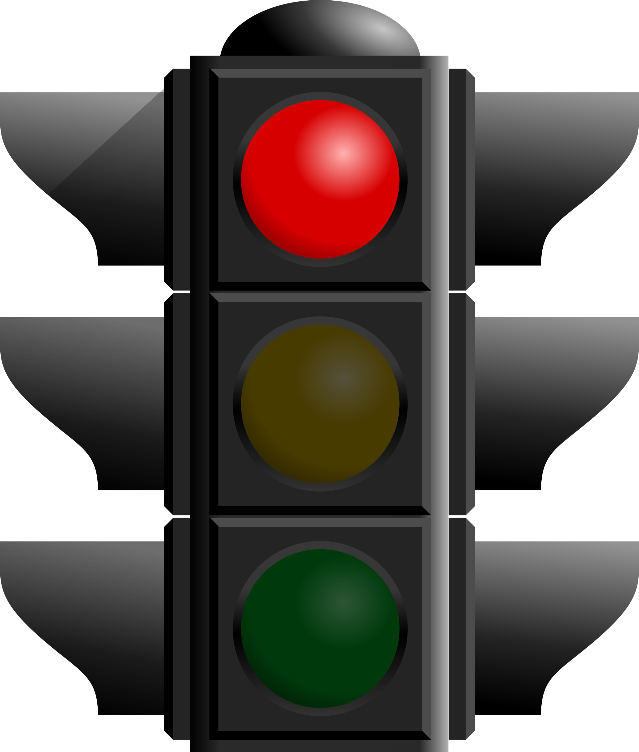traffic light red dan ge 01 by Anonymous