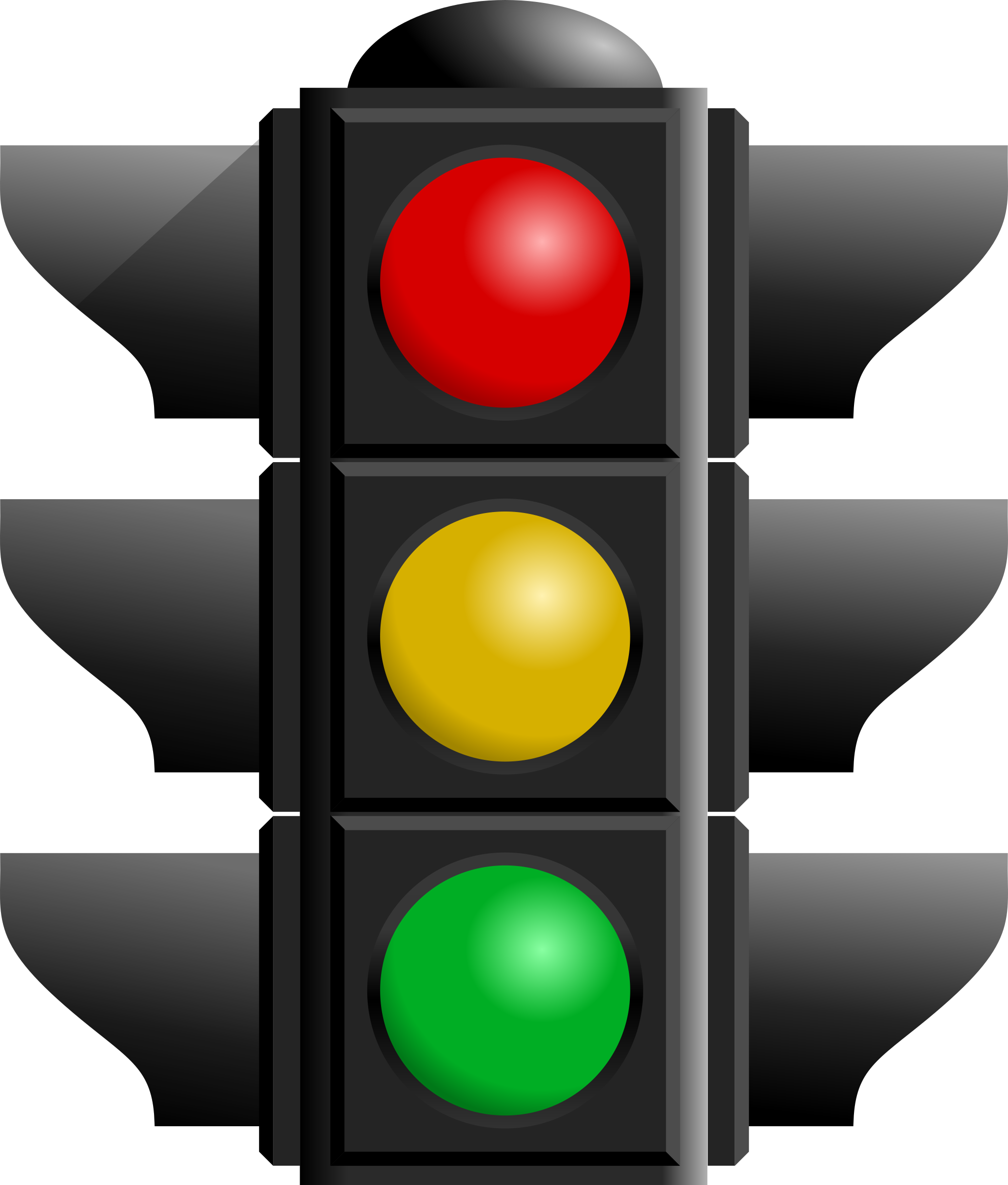 Traffic Light by Anonymous