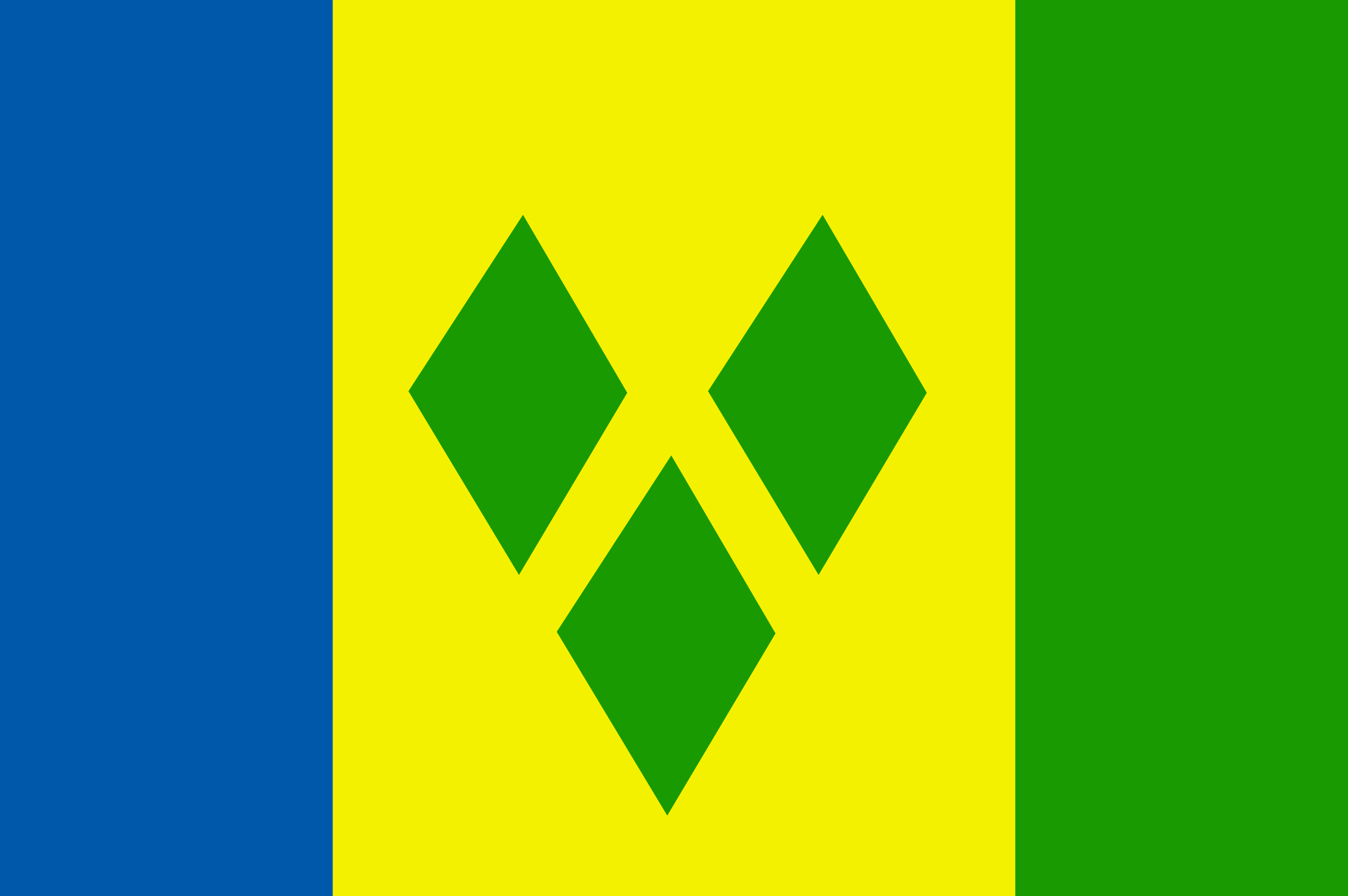 saint vincent and the grenadines by Anonymous