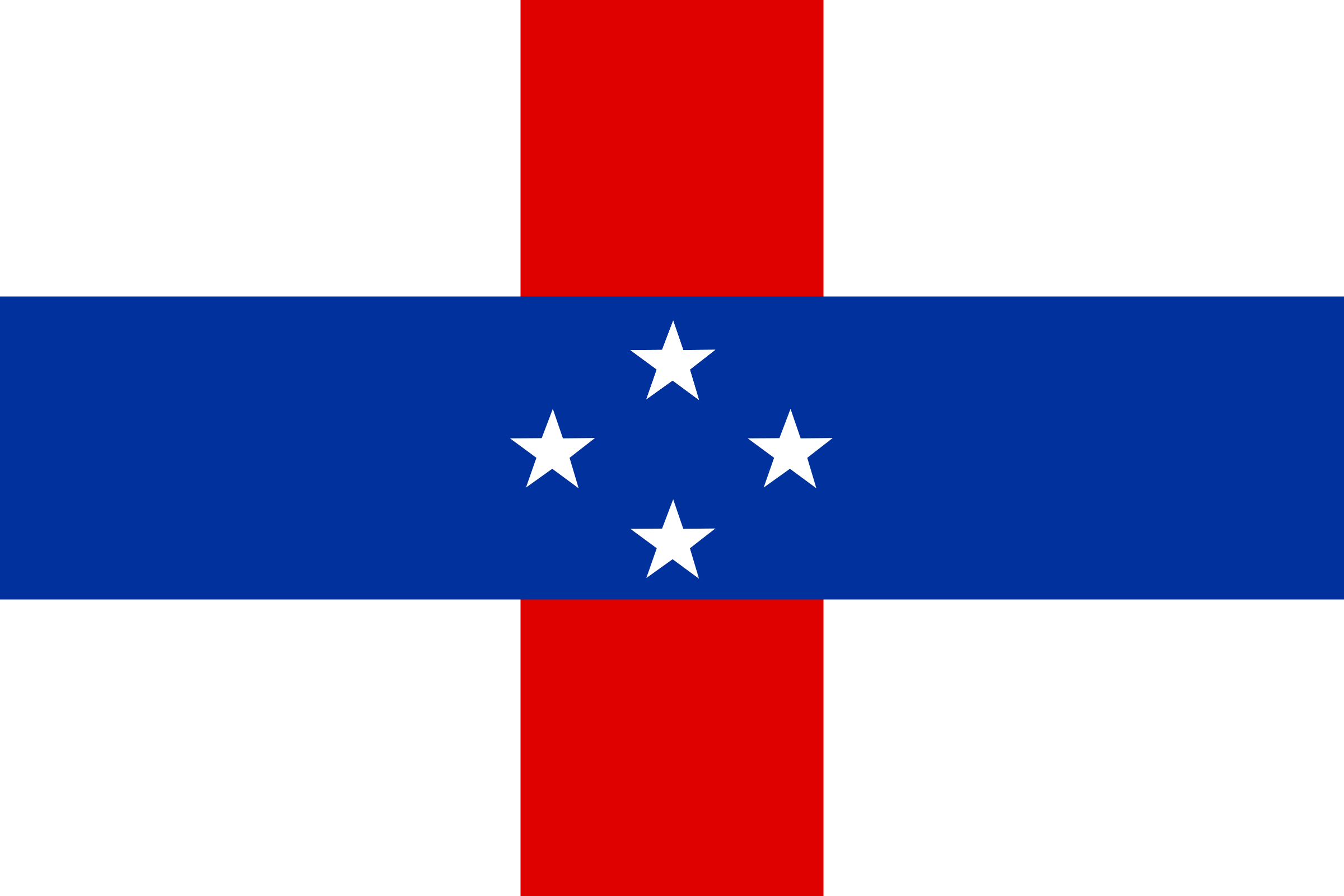 netherlands antilles by Anonymous