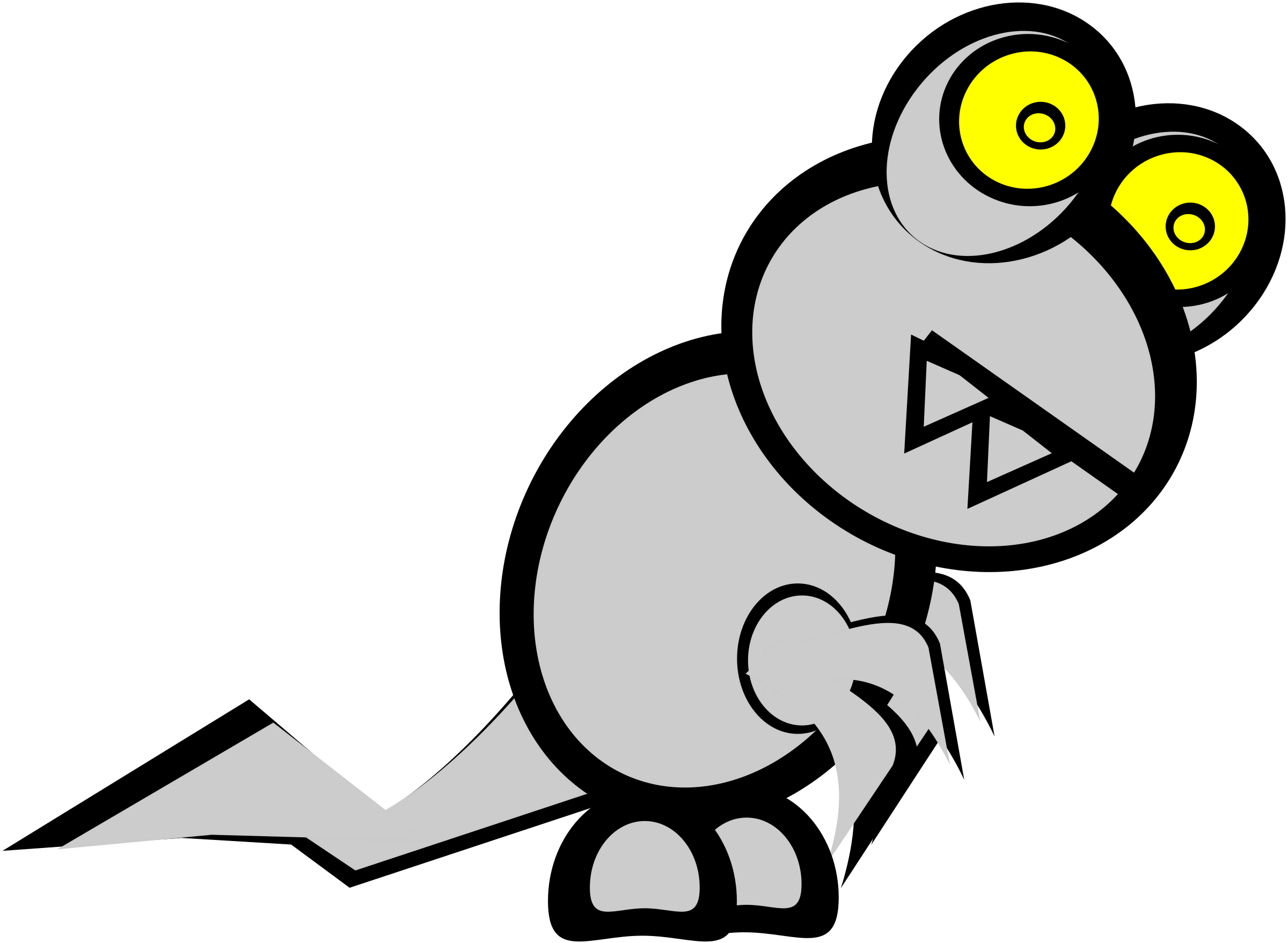 robosaur by PeterBrough