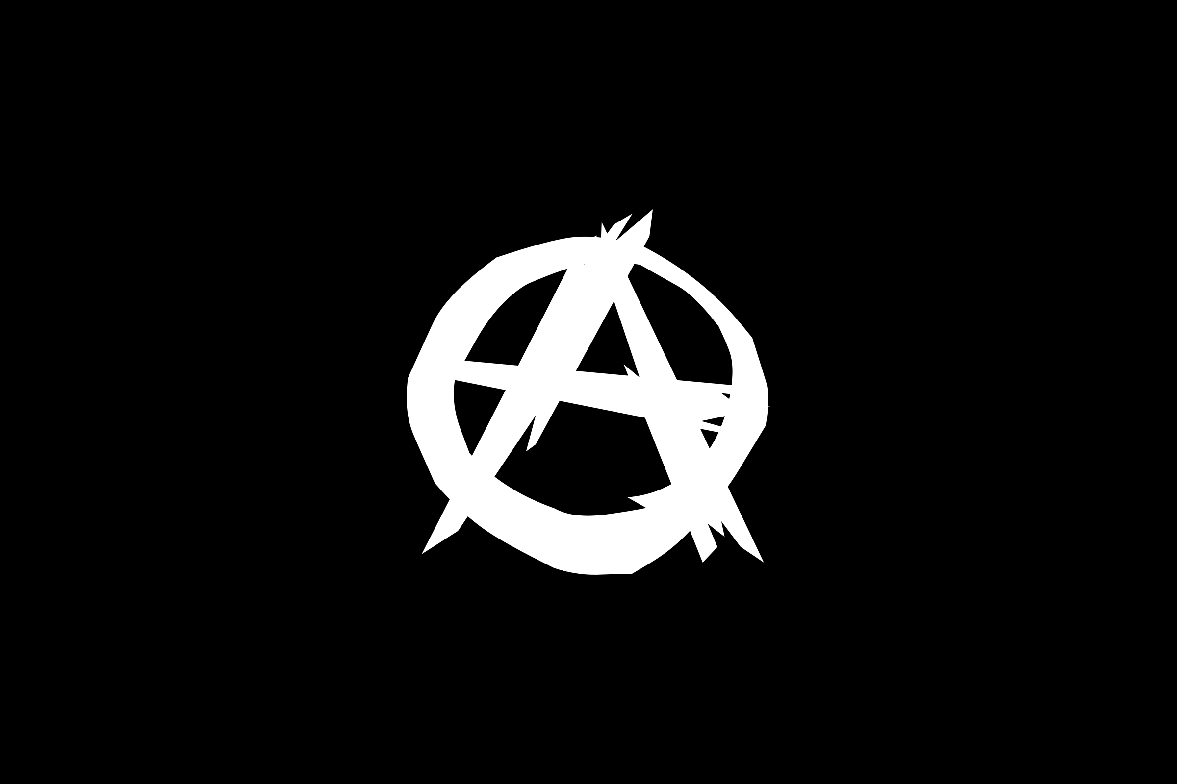 anarchist by Anonymous