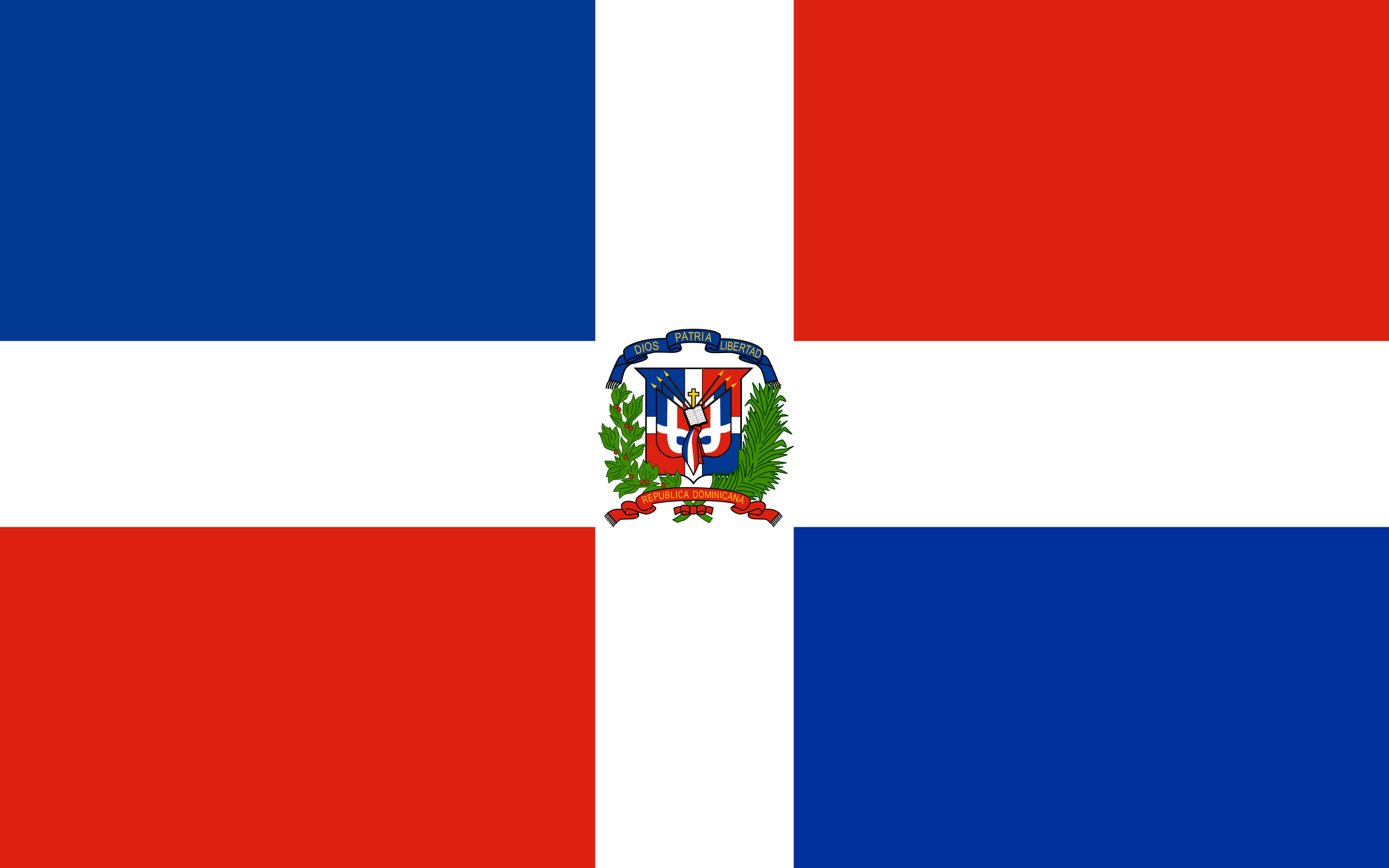 dominican republic by Anonymous
