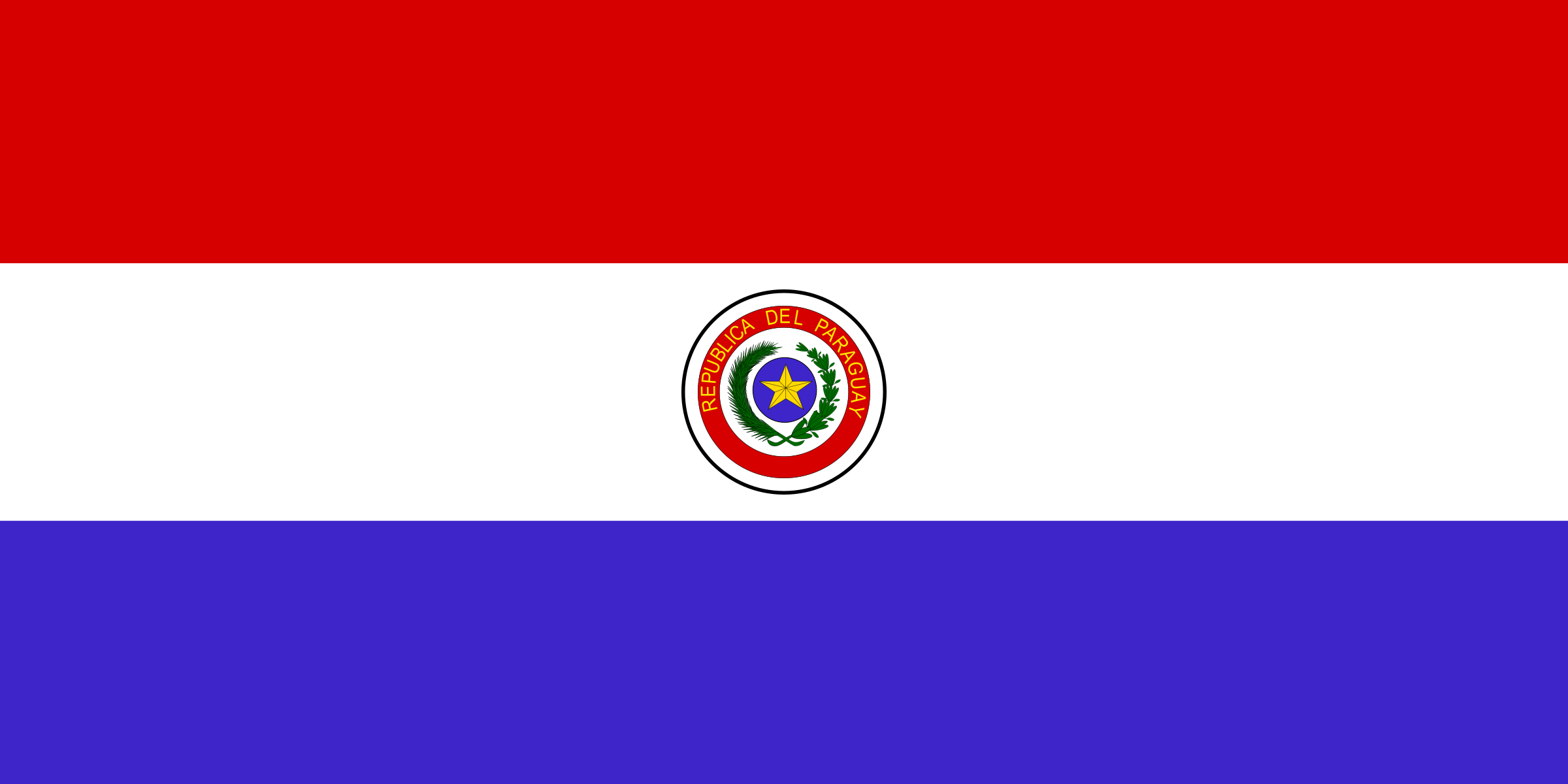 paraguay by Anonymous