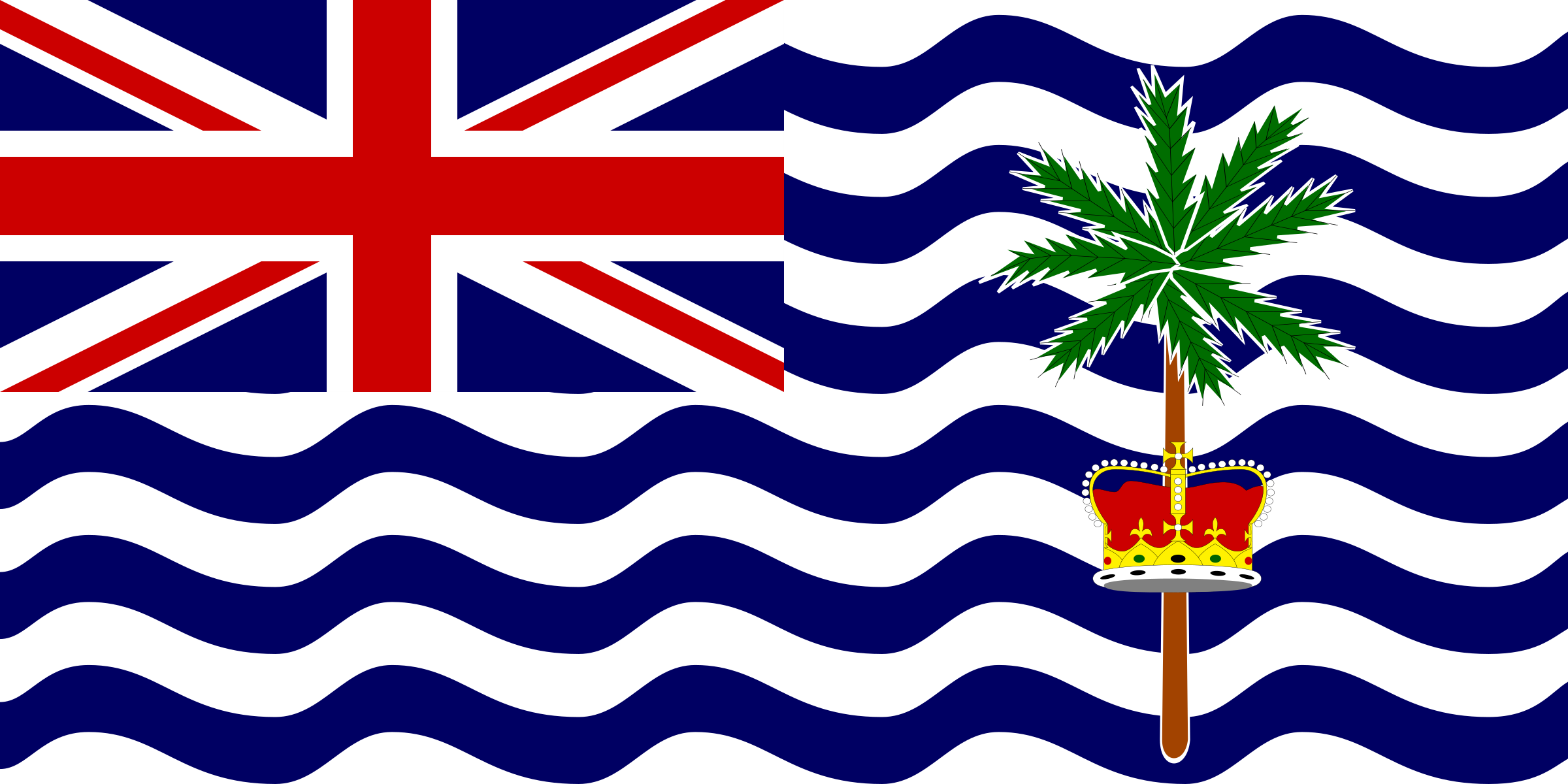 uk british indian ocean territory by Anonymous