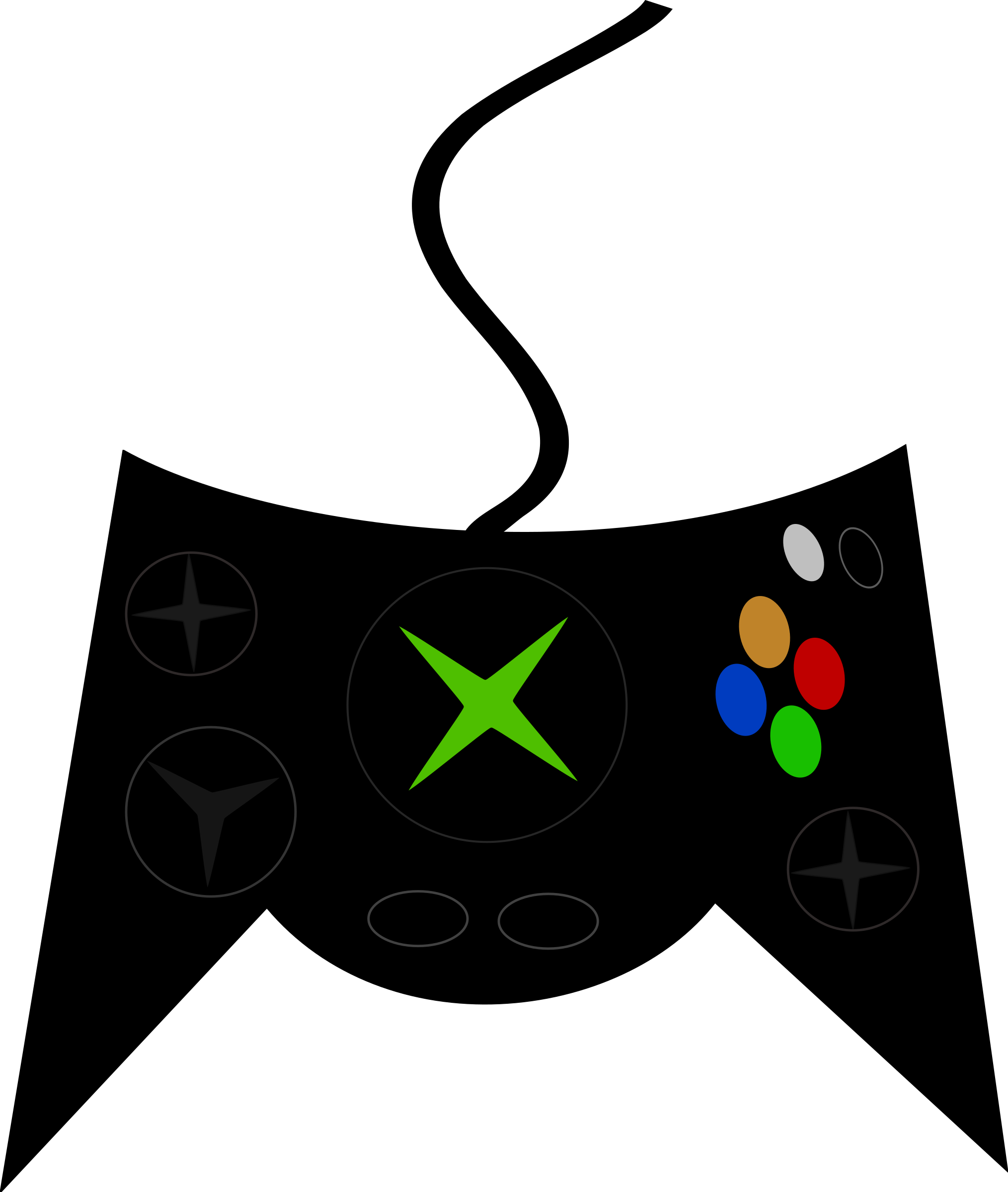 xbox-controller 01 by Anonymous