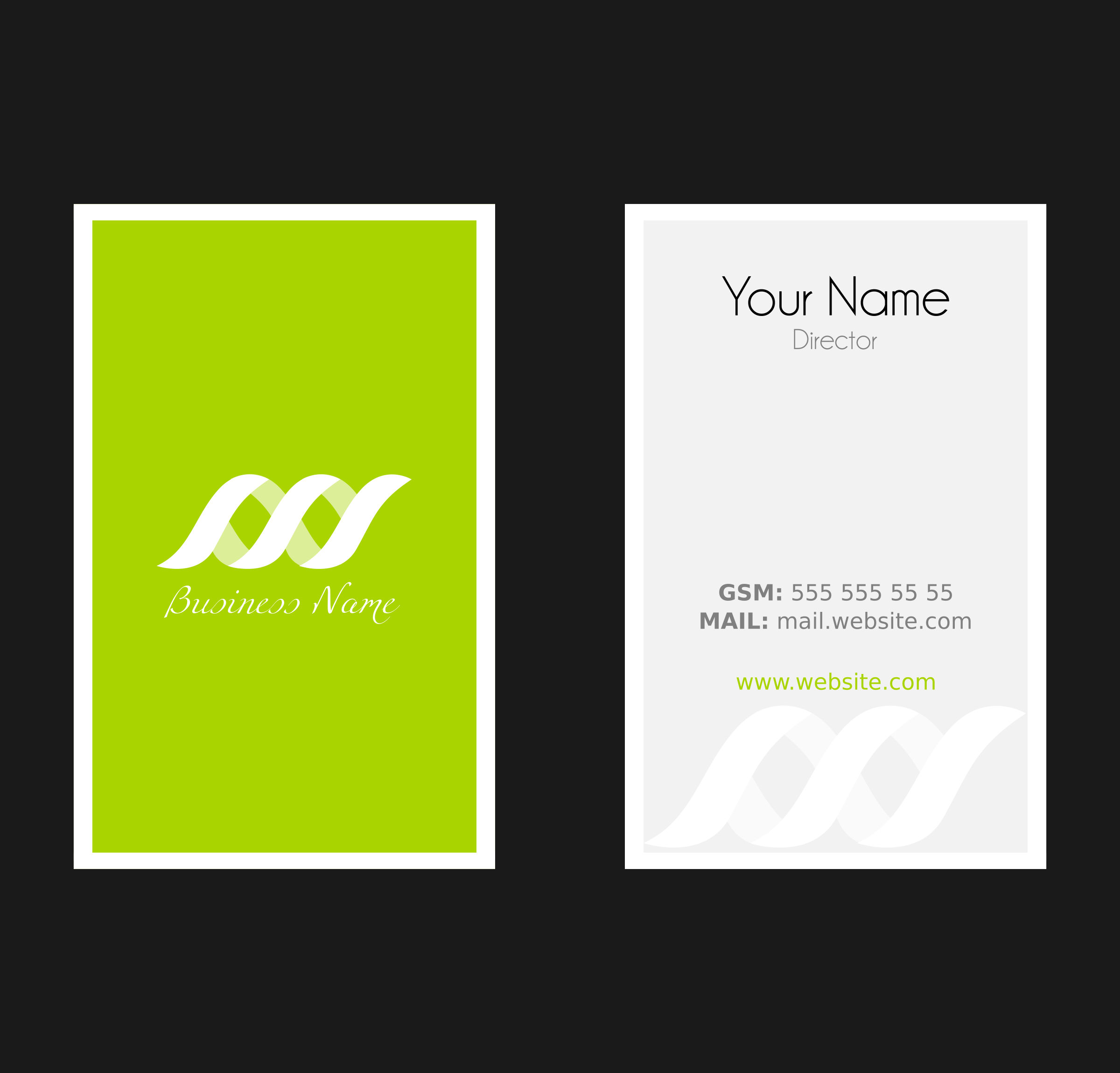 Business Card by systemedic
